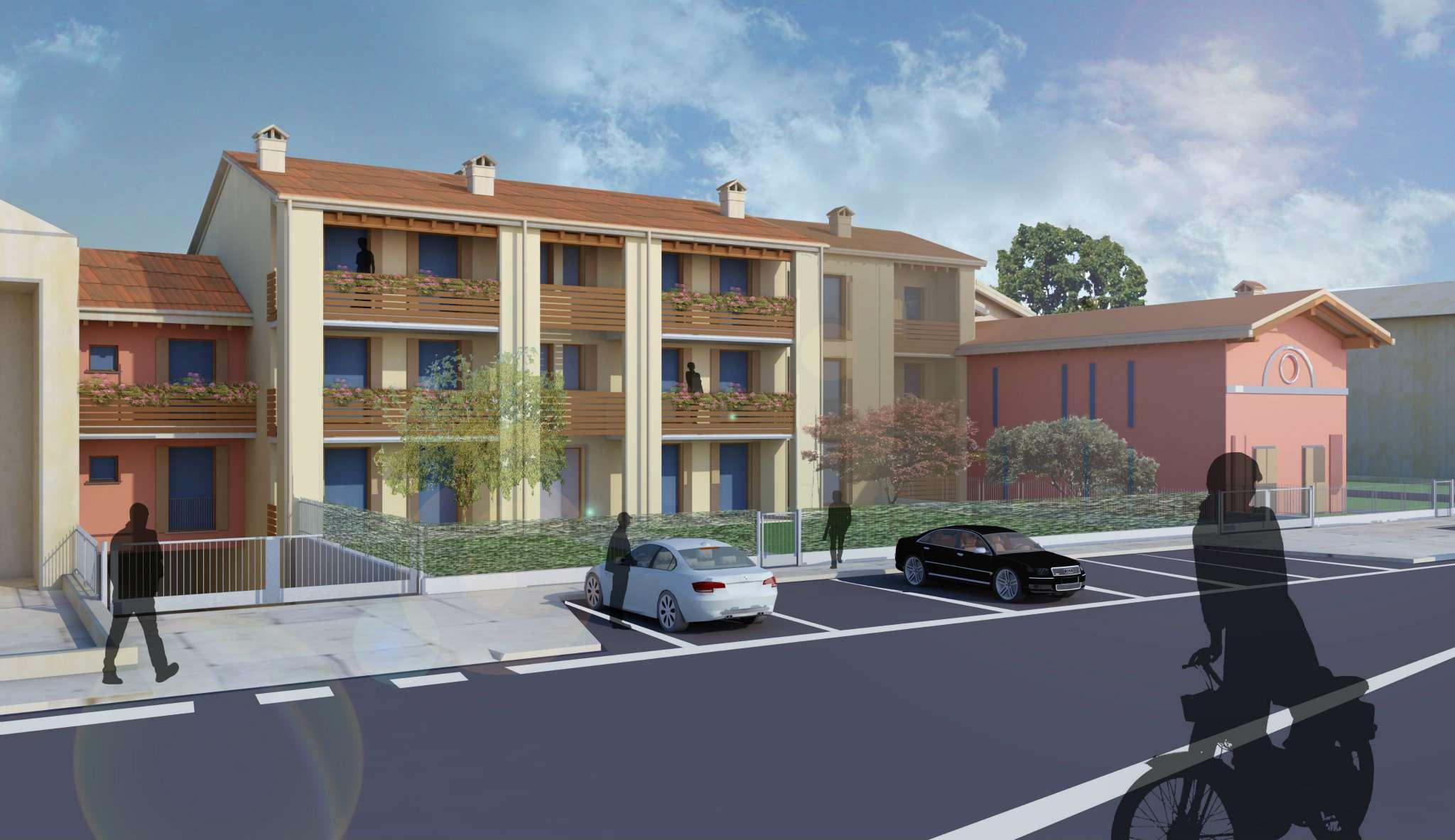 Bilocale di nuova realizzazione in vendita nel Comune di Brusaporto in zona centrale