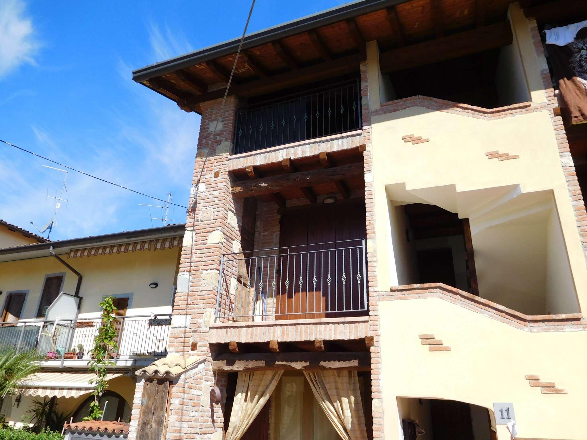 Appartamento bilocale Brusaporto Rif. 0178S17