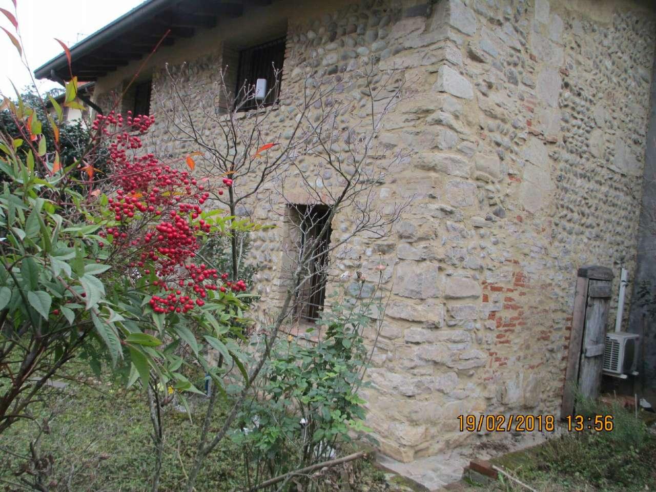 Bilocale con giardino a Brusaporto Rif. 167S18