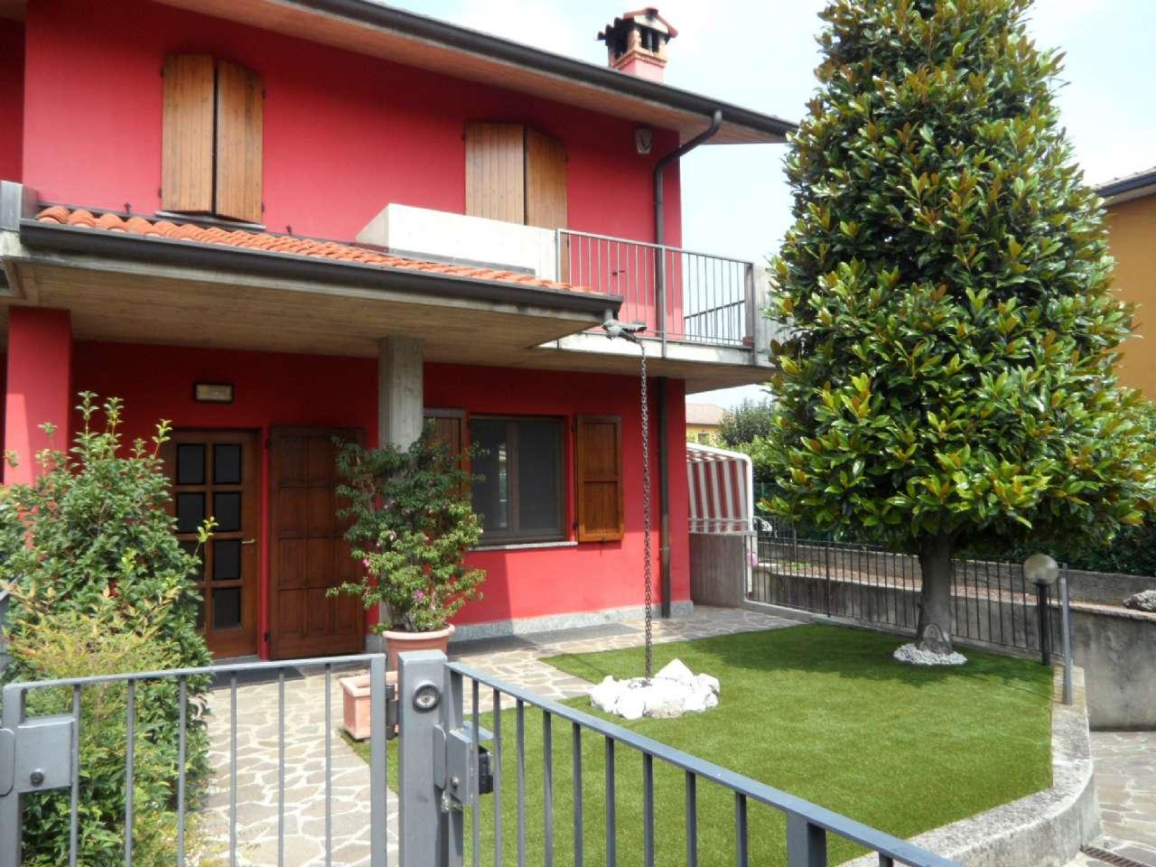 Villa Bifamiliare in vendita a Brusaporto, 4 locali, prezzo € 345.000 | PortaleAgenzieImmobiliari.it