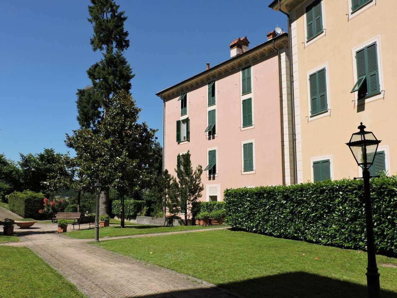 Bilocale, con incantevole vita su giardini privati, ARREDATO € 60.000