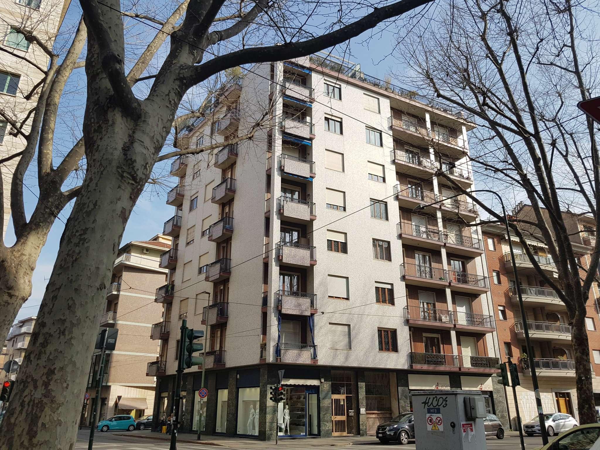 corso   Monte Grappa  84 - Torino - Ristrutturato- Piano alto- Quadrilocale