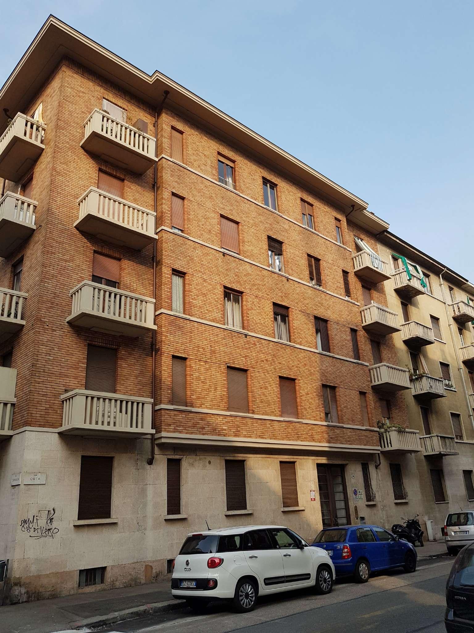 Vendita - Appartamento - Torino - PARELLA VIA ORTA TRILOCALE ? 73.000