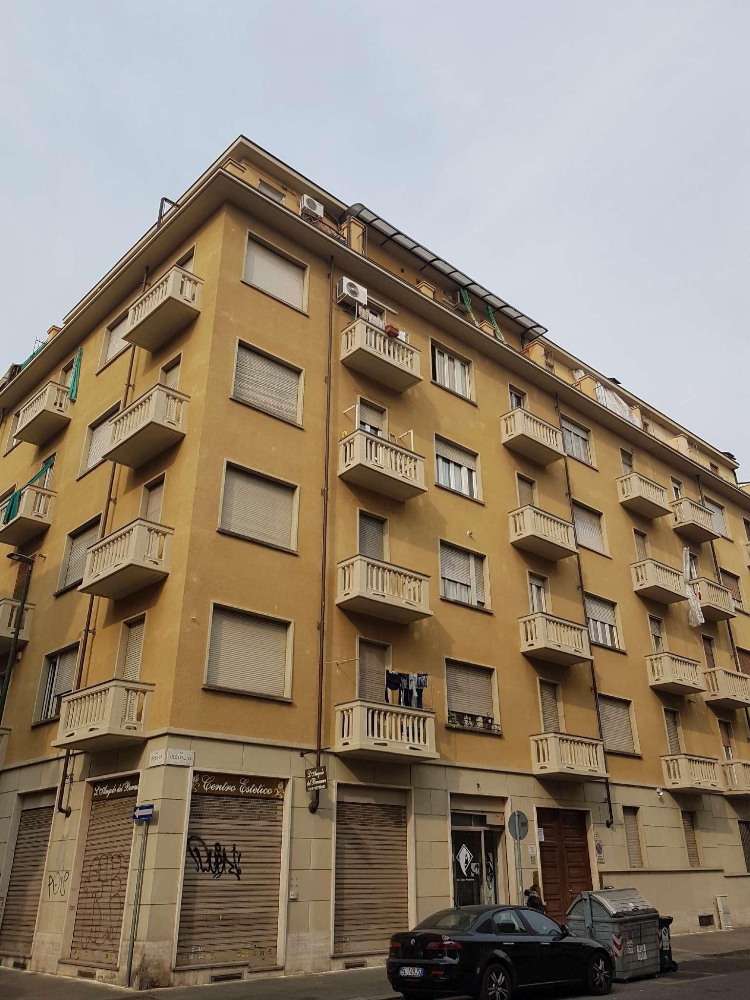 Vendita - Appartamento - Torino - SAN PAOLO RISTRUTTURATO CON ASCENSORE BILOCALE ? 65.000