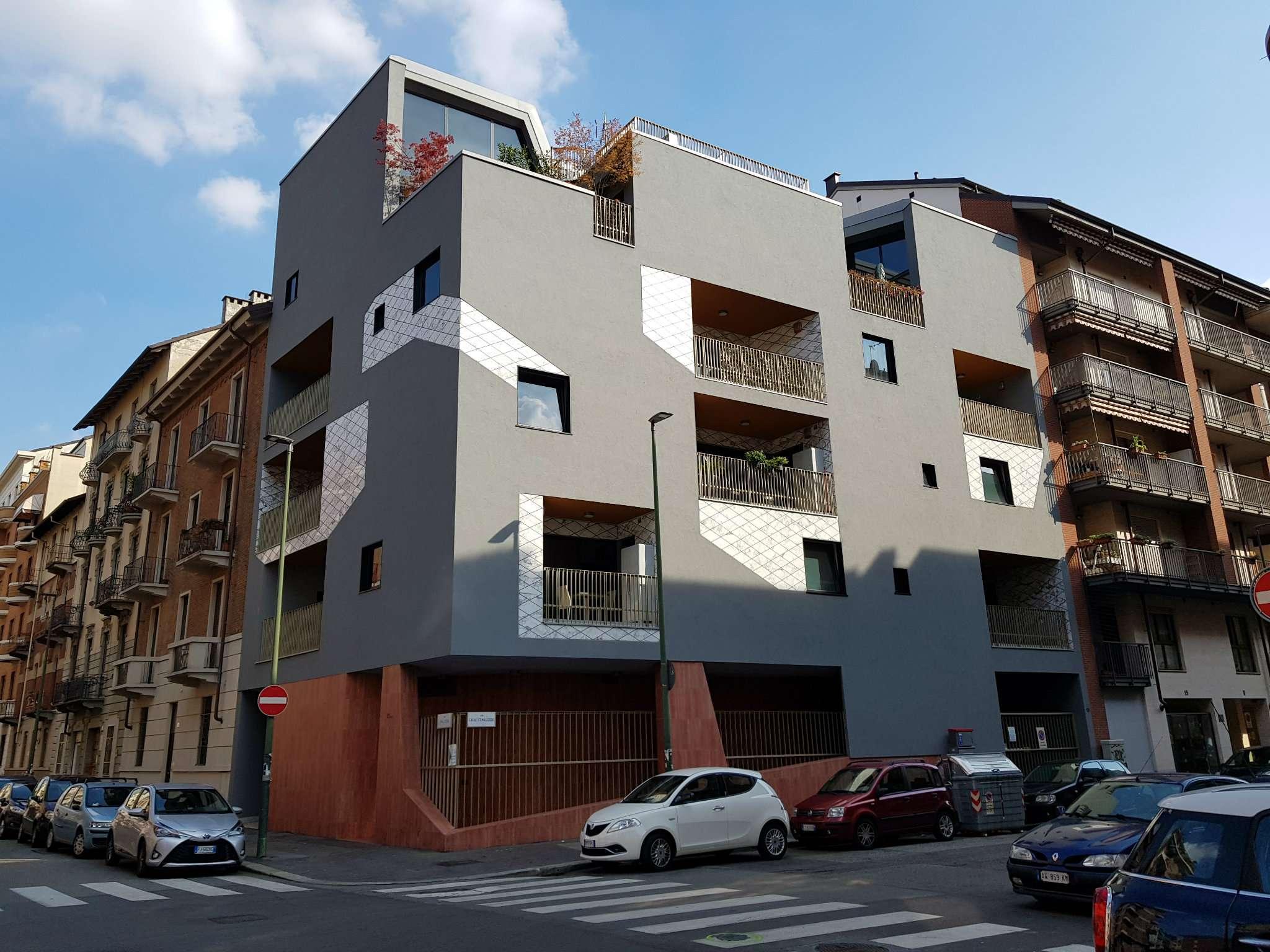 via   Valdieri  15 bis - Torino - CENISIA NUOVA COSTRUZIONE
