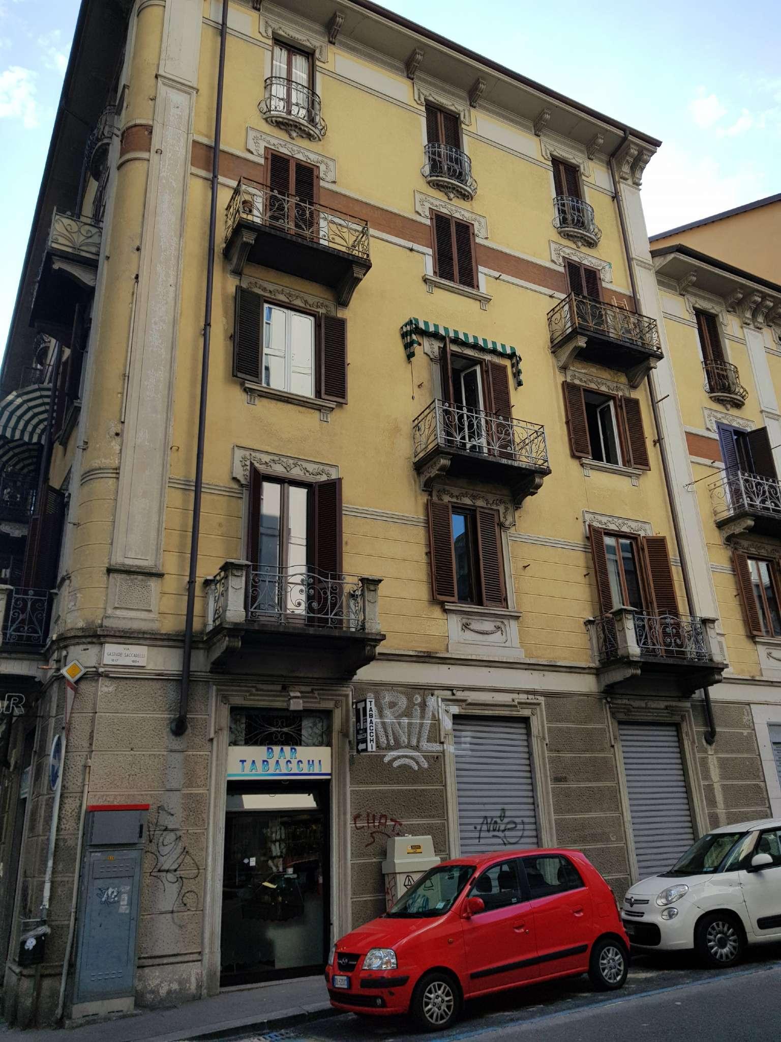 Negozio in affitto Zona Cit Turin, San Donato, Campidoglio - via Saccarelli 32 Torino