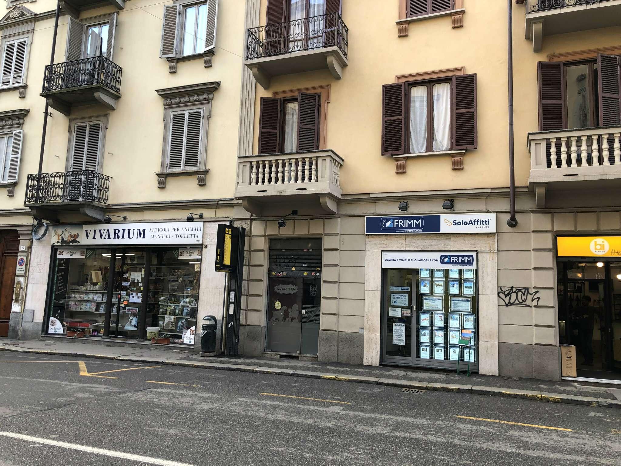 Negozio in affitto Zona Cit Turin, San Donato, Campidoglio - via Duchessa Jolanda 7 Torino