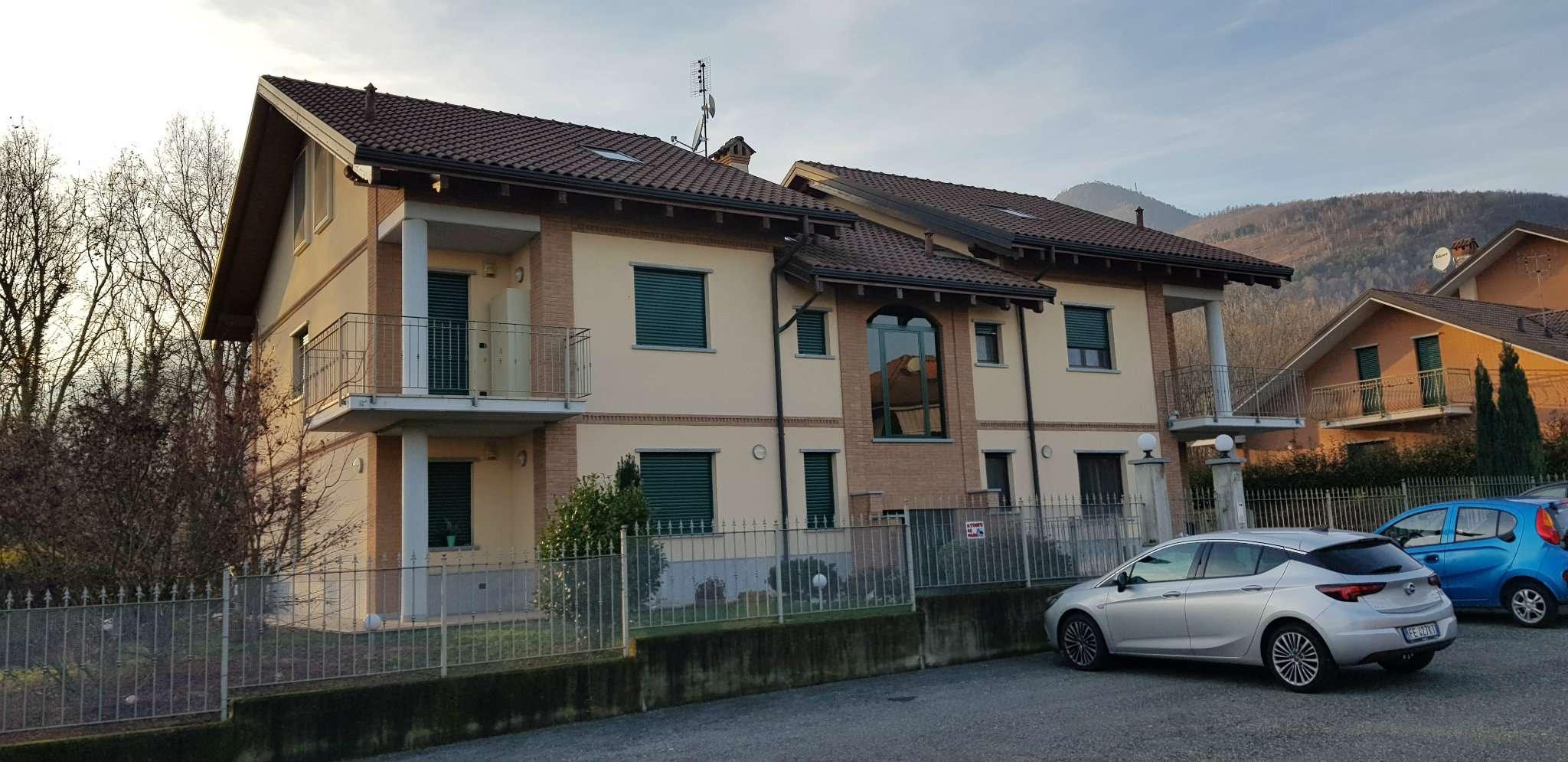Vendita - Appartamento - La Cassa - LA CASSA  IN QUADRIFAMILIARE APPARTAMENTO SU 2 LIVELLI