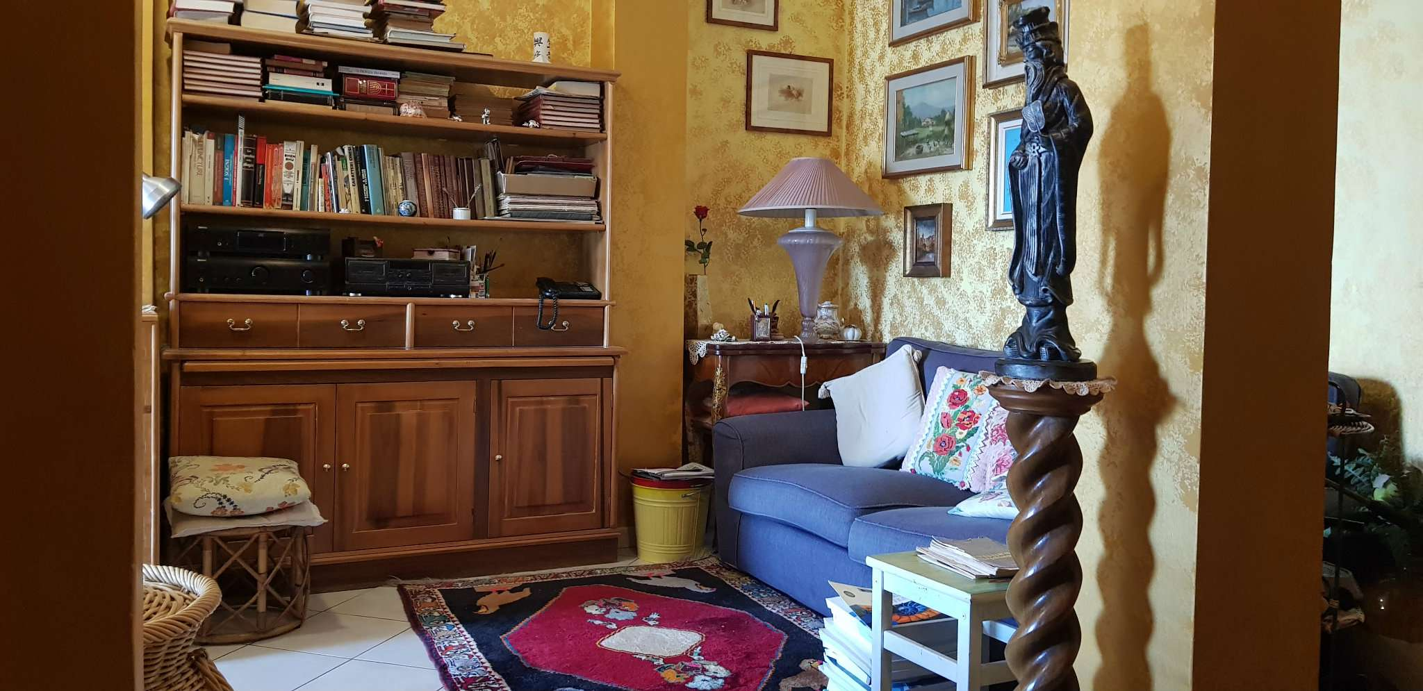 Vendita - Appartamento - Torino - PARELLA BILOCALE RISTRUTTURATO CON ASCENSORE EURO 99.000