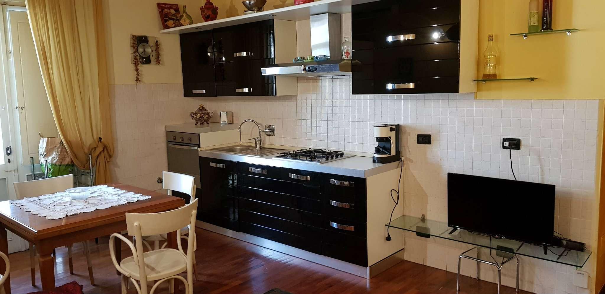 Affitto - Appartamento - Torino - SAN DONATO V. PINELLI TRILOCALE ARREDATO EURO 570