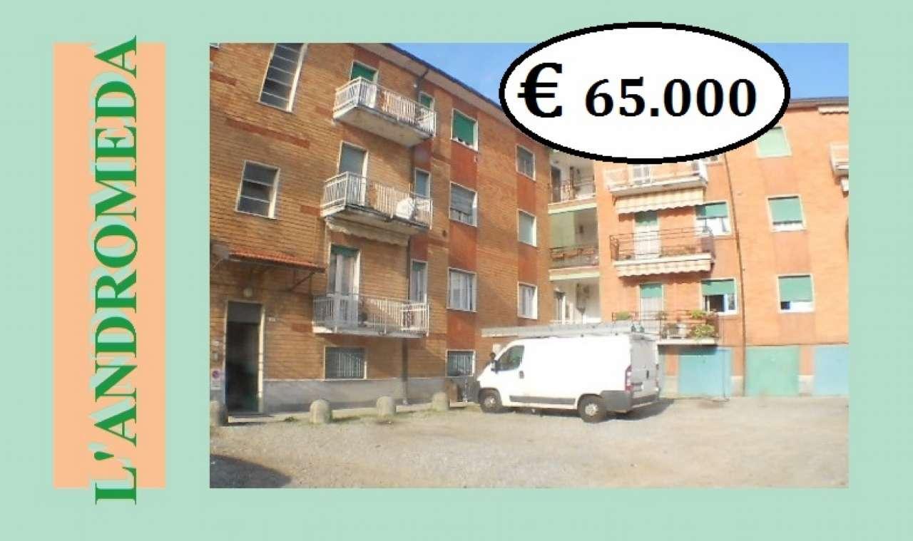 CASIRATE D'ADDA: appartamento trilocale con box auto e cantina