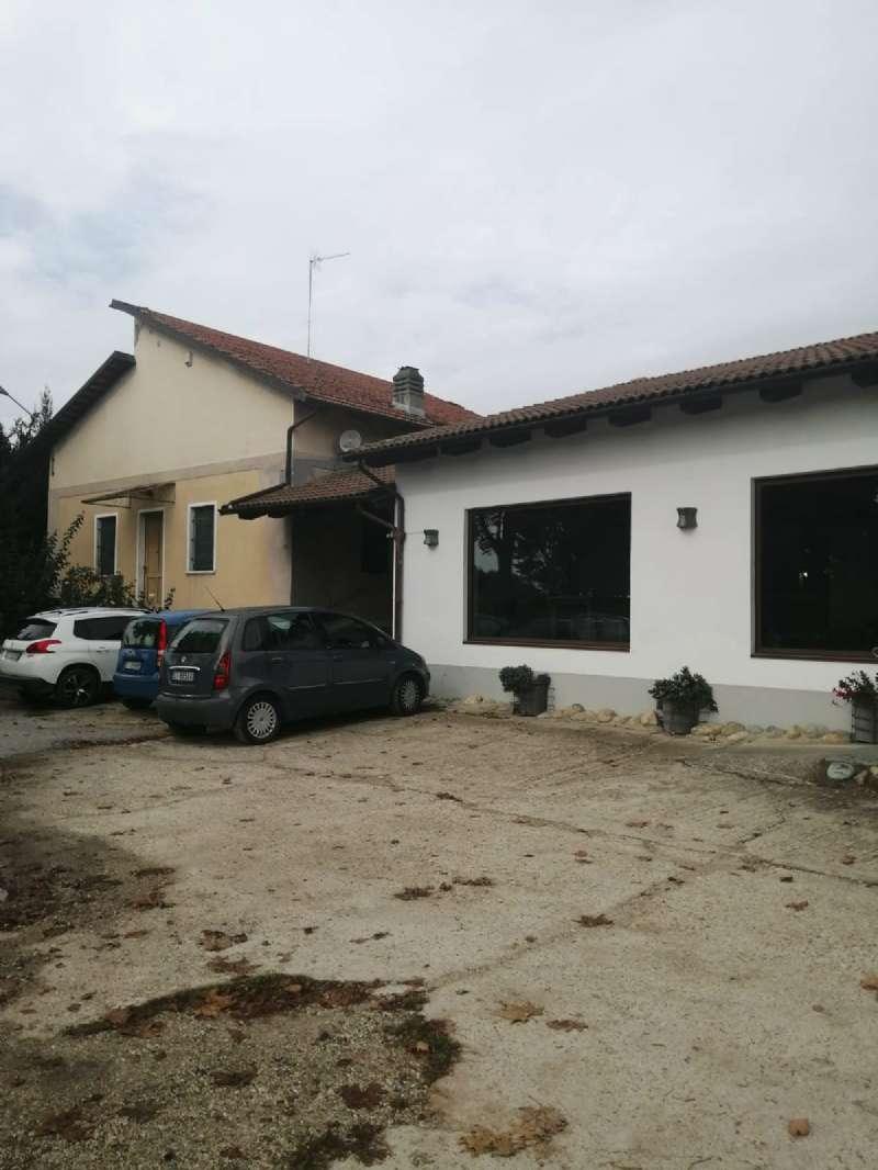 Ristorante / Pizzeria / Trattoria in vendita a Pancalieri, 7 locali, prezzo € 400.000 | CambioCasa.it