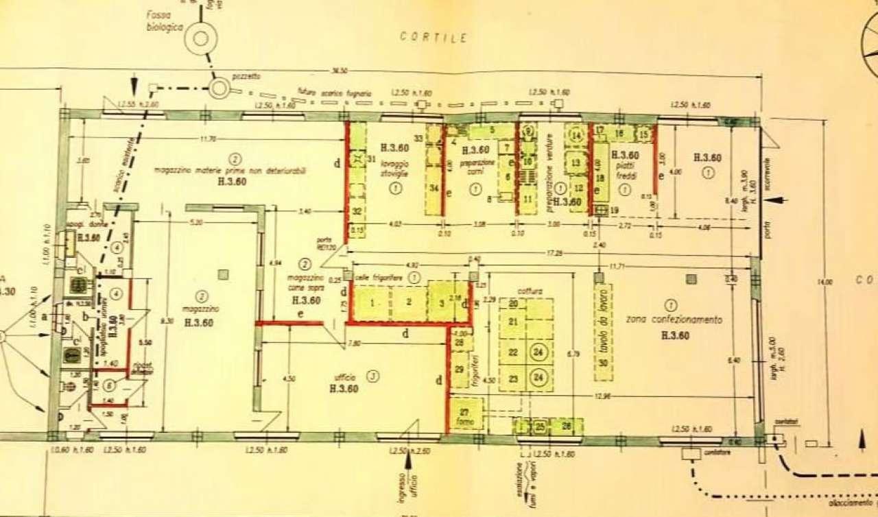 Laboratorio in affitto a San Maurizio Canavese, 9999 locali, prezzo € 1.200   PortaleAgenzieImmobiliari.it