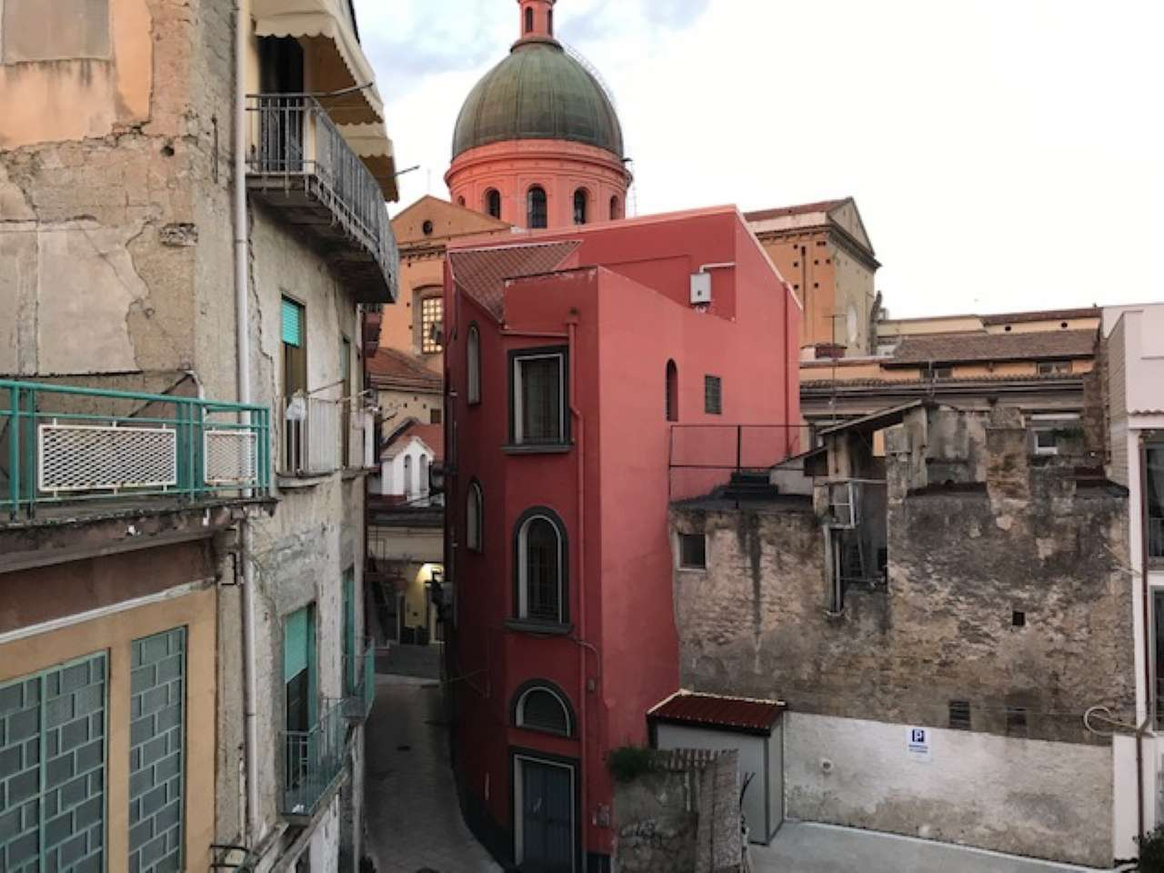 Bilocale arredato in affitto a Nola in pieno centro storico