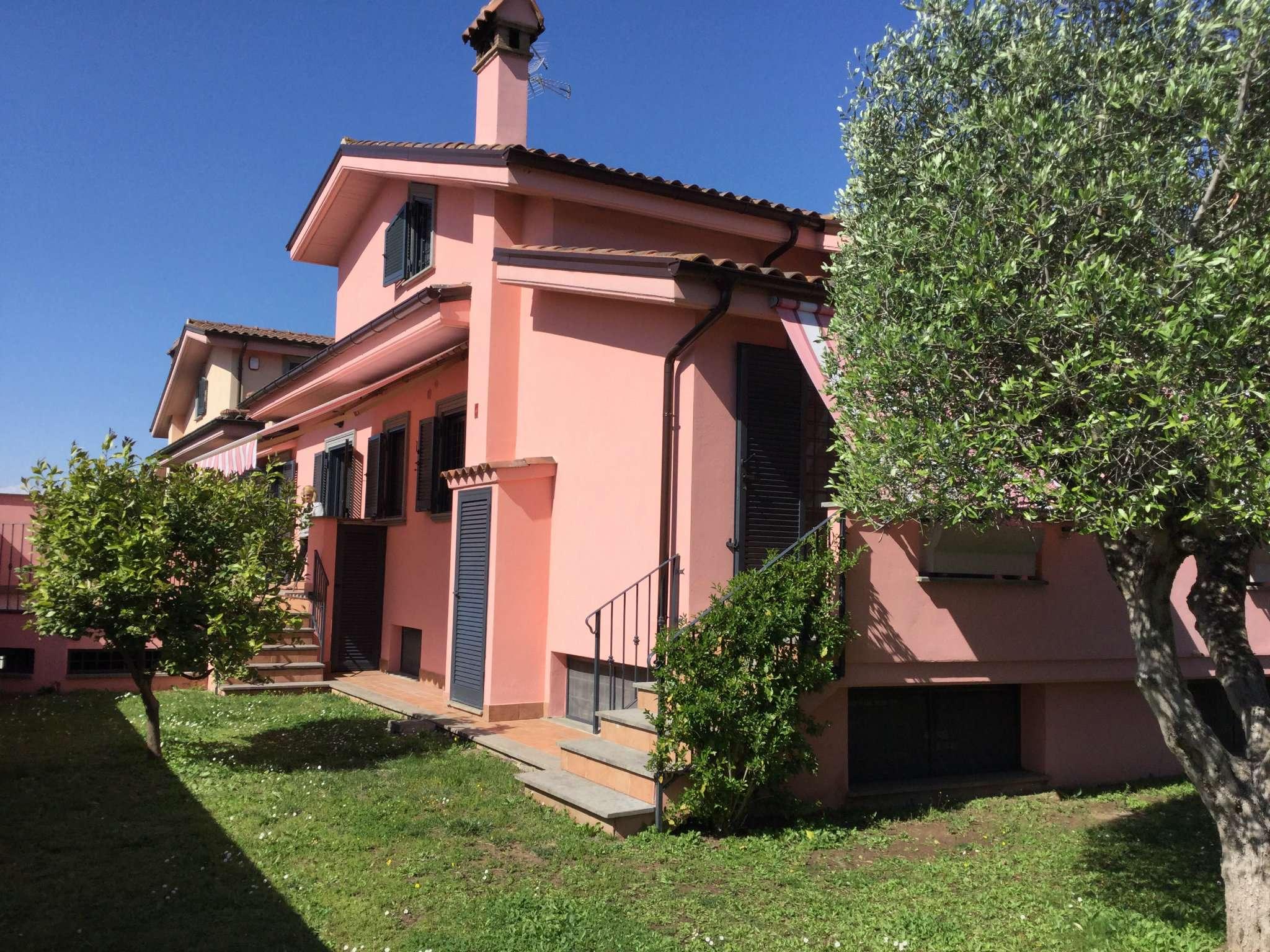 Villa Bifamiliare in vendita a Roma, 6 locali, zona Zona: 40 . Piana del Sole, Casal Lumbroso, Malagrotta, Ponte Galeria, prezzo € 495.000 | CambioCasa.it