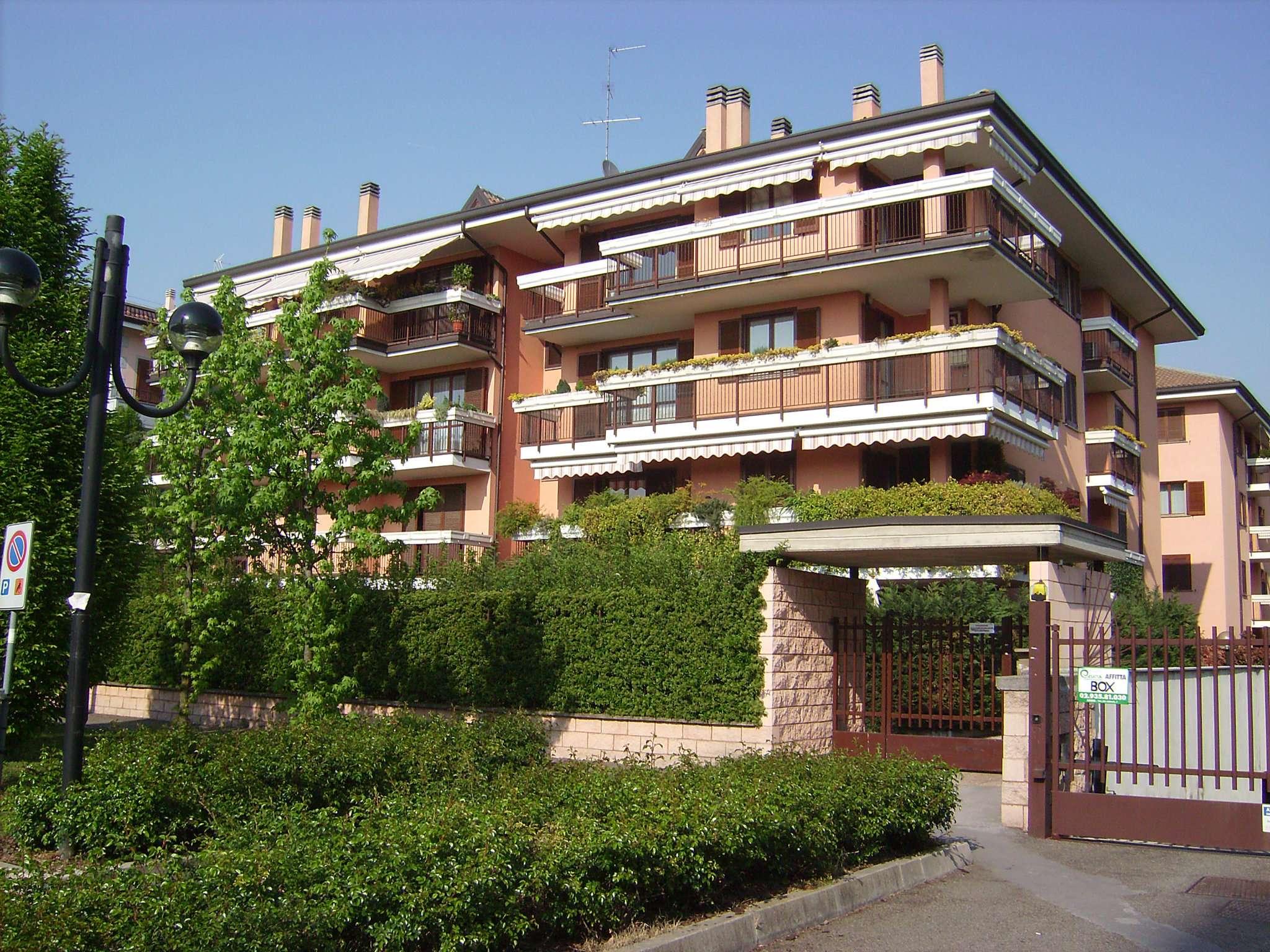 Appartamento in buone condizioni arredato in affitto Rif. 6855320