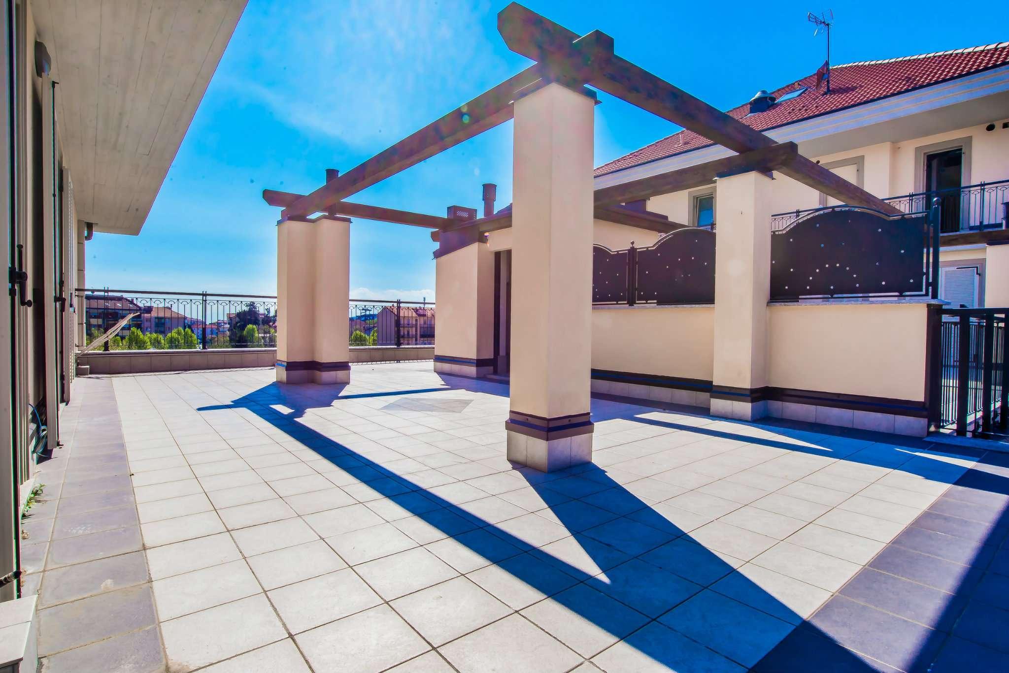 Immagine immobiliare RIVOLI REALE - SUPER ATTICO DUPLEX - BILIVELLI RIVOLI REALE, è il nuovo elegante complesso residenziale che sorge nel pieno centro di Rivoli.Ultimi appartamenti in classe A, di diverse tipologie per rispondere alle esigenze...