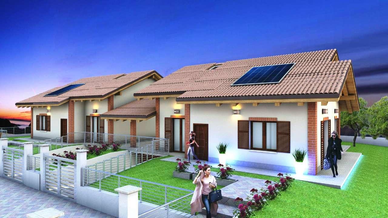 Villa in vendita via Vittone snc Villarbasse