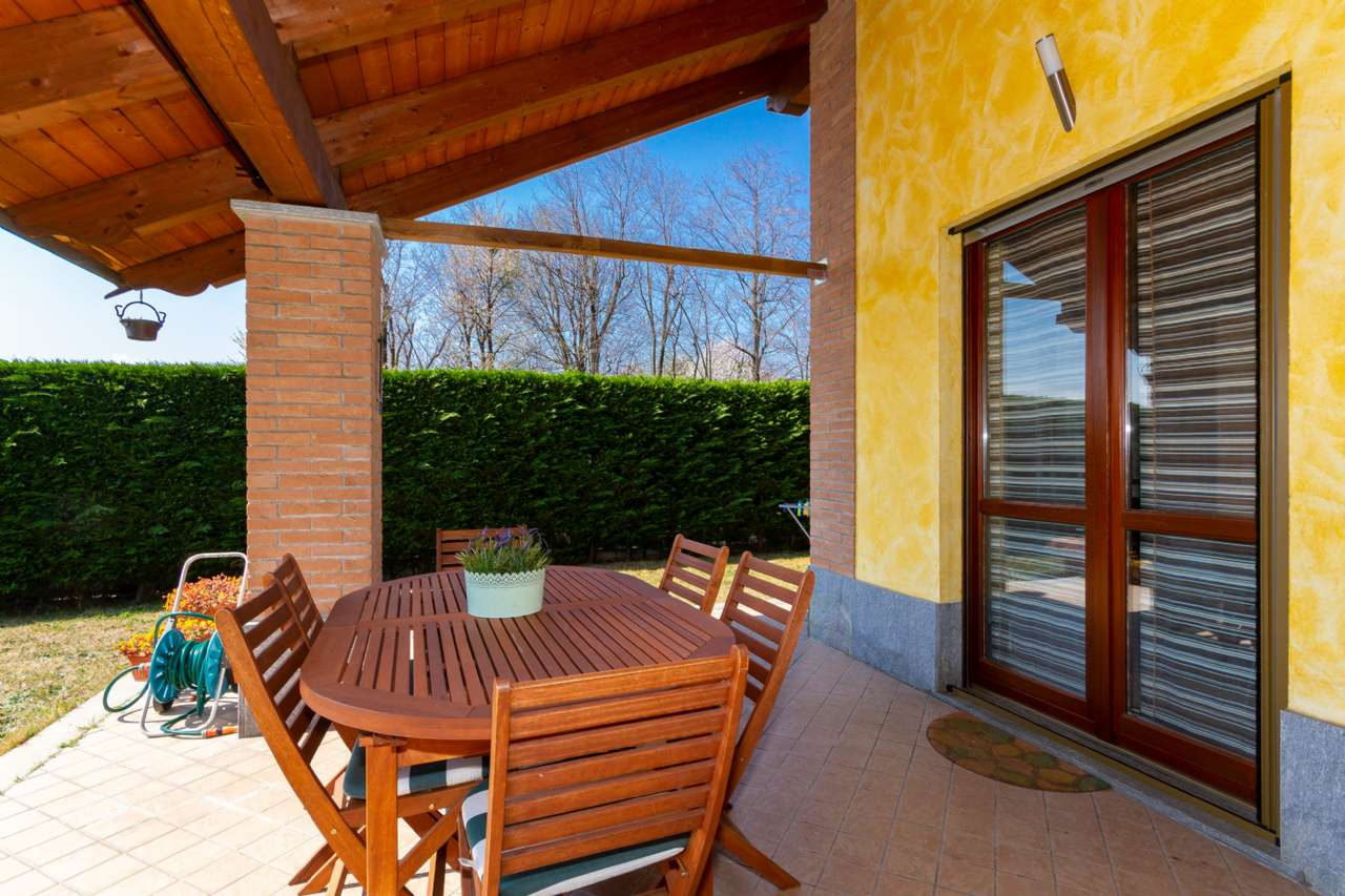 Villa in vendita via San Rocco 28 Villarbasse