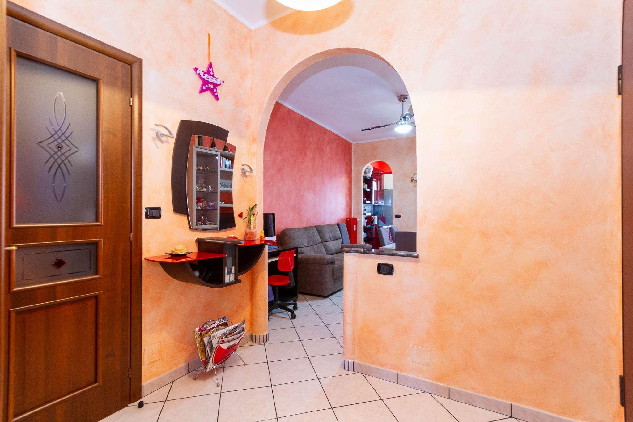 Appartamento in vendita via Caluso 36 Rivoli