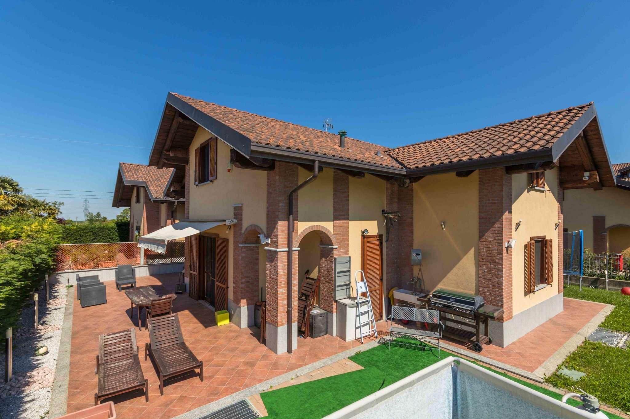 Villa in vendita via La Cassa 17 Pianezza