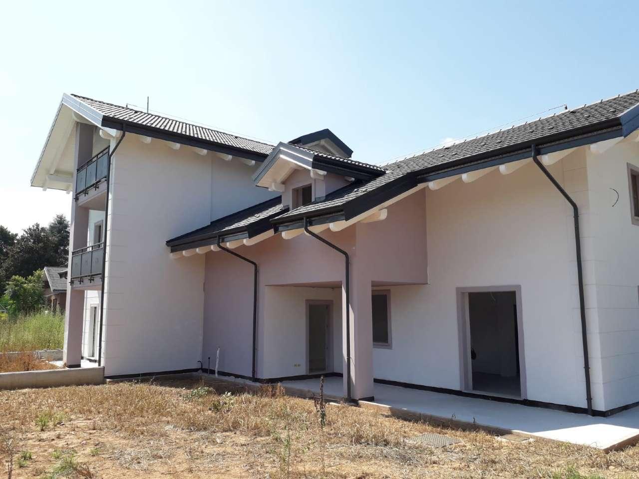 Villa a Schiera in vendita a Druento, 4 locali, prezzo € 319.000 | PortaleAgenzieImmobiliari.it