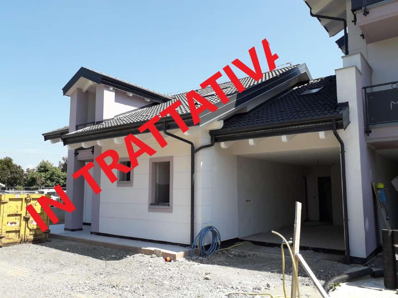 Villa in vendita a Druento, 5 locali, prezzo € 359.000 | PortaleAgenzieImmobiliari.it