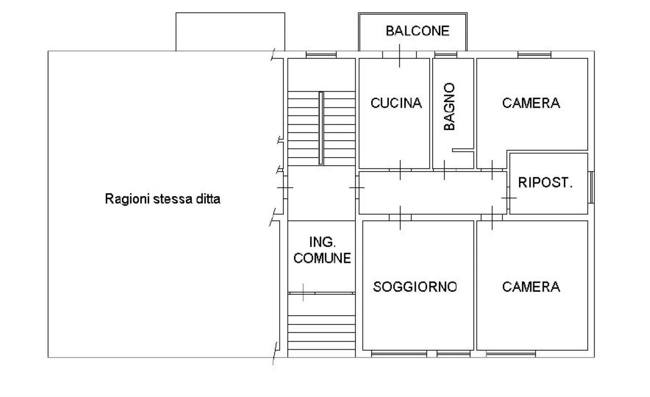 Appartamento ristrutturato in vendita Rif. 7735761