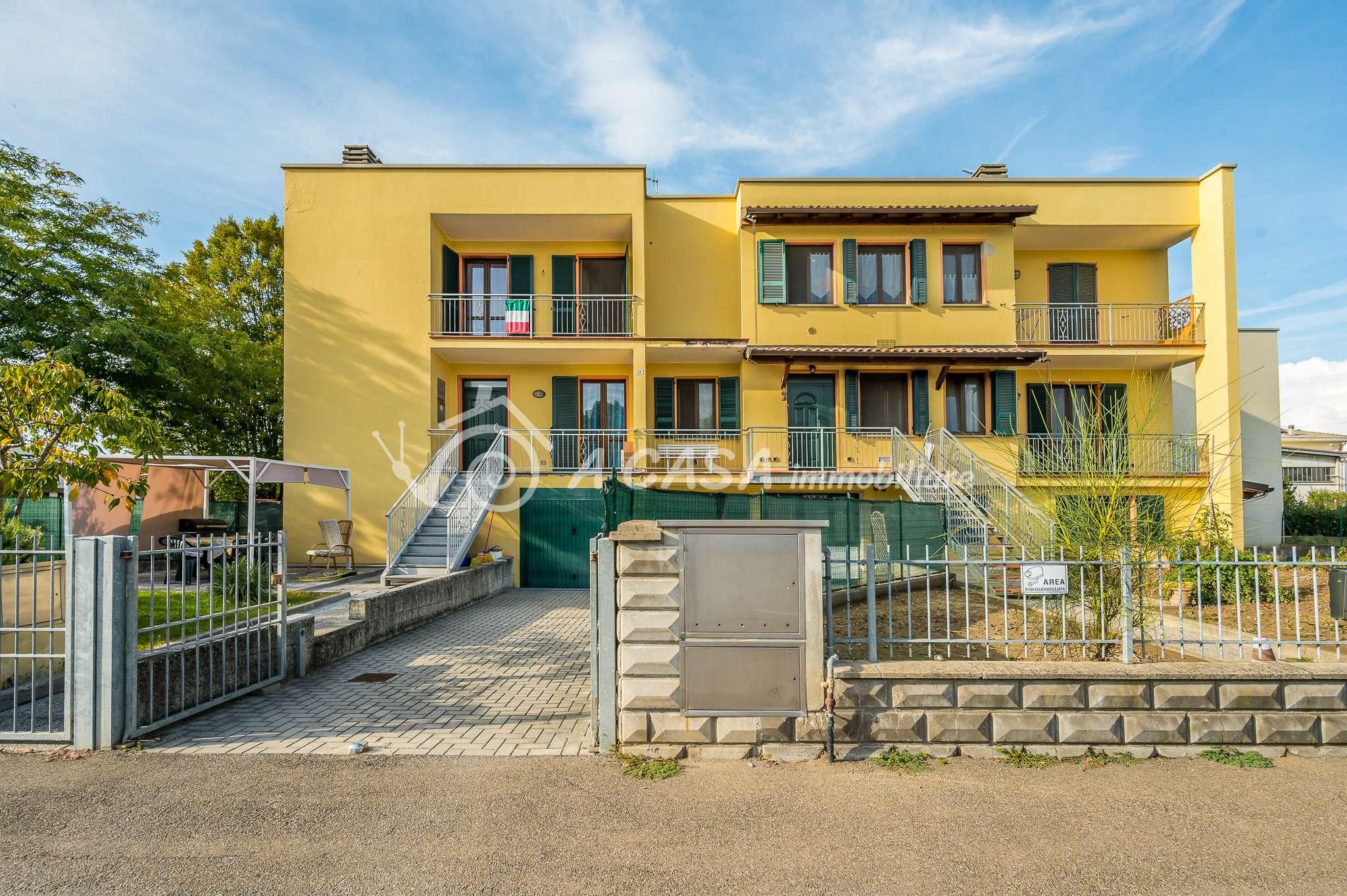 Soluzione Semindipendente in vendita a Fontanellato, 4 locali, prezzo € 215.000 | CambioCasa.it