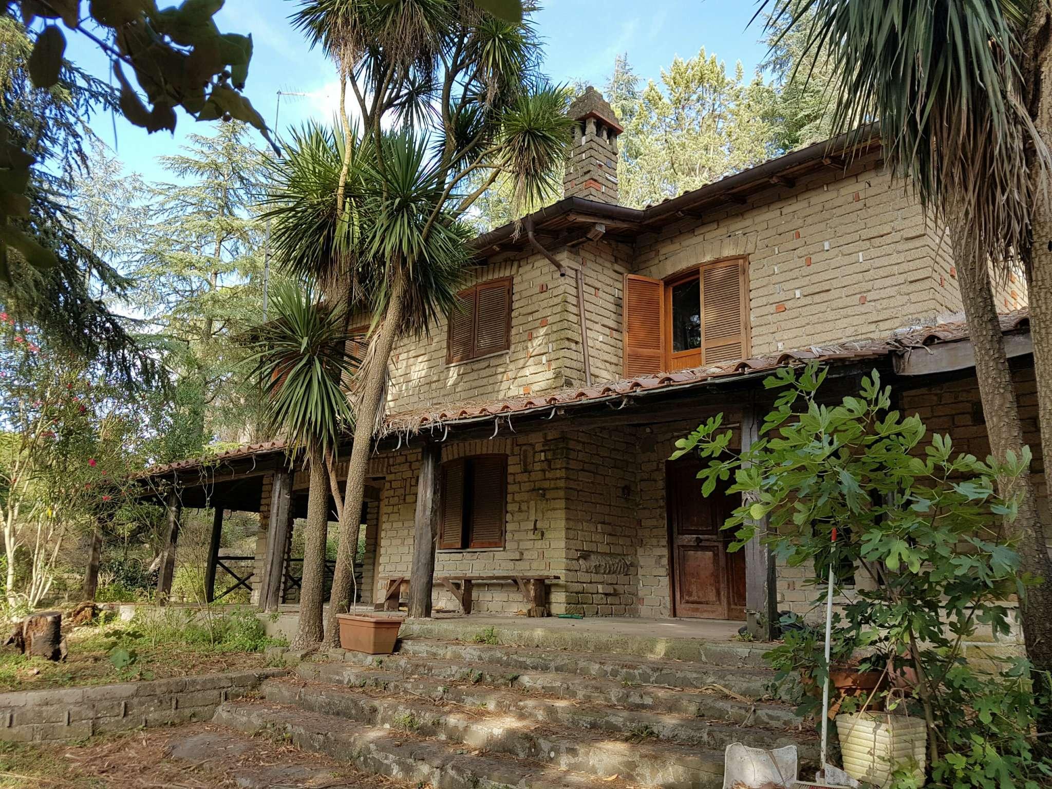 Rustico / Casale in vendita a Sacrofano, 9999 locali, prezzo € 340.000 | CambioCasa.it