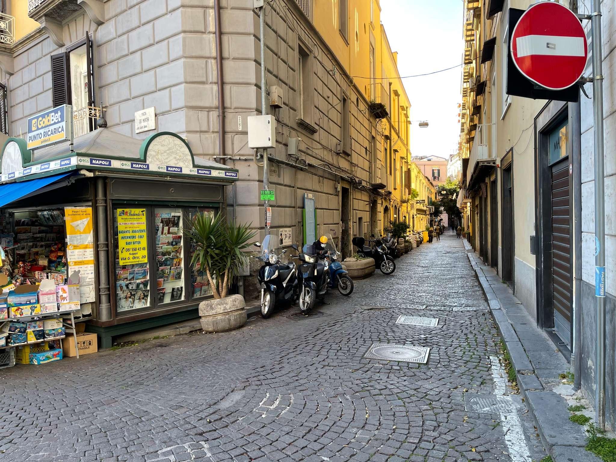 Ufficio / Studio in affitto a Napoli, 2 locali, zona Zona: 1 . Chiaia, Posillipo, San Ferdinando, prezzo € 1.200 | CambioCasa.it