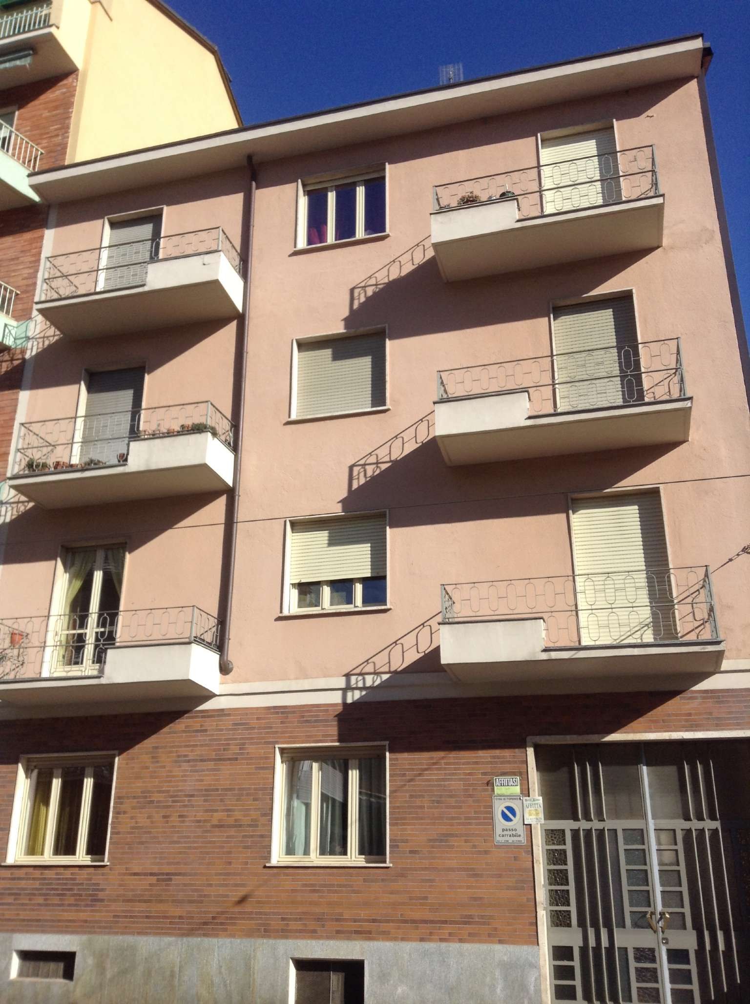 Appartamento in affitto Zona Parella, Pozzo Strada - via VIA LA THUILE Torino