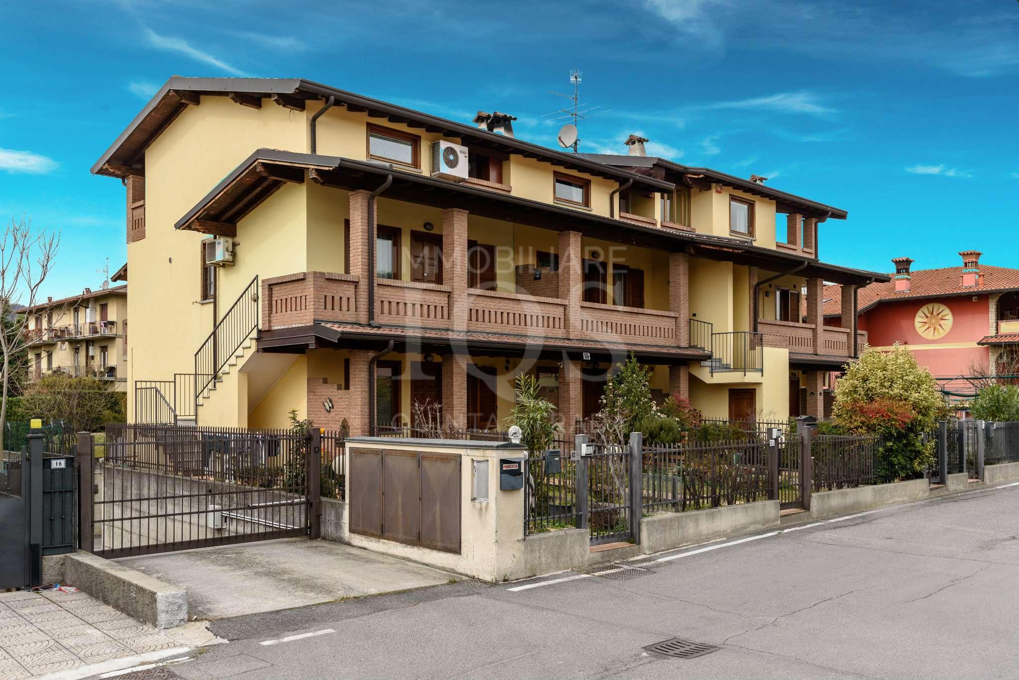 Appartamento in vendita a Capriolo, 3 locali, prezzo € 215.000 | PortaleAgenzieImmobiliari.it
