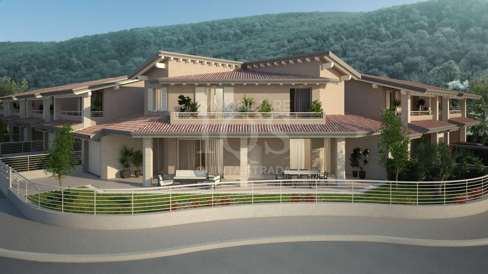 Villa a Schiera in vendita a Paratico, 4 locali, prezzo € 289.000 | PortaleAgenzieImmobiliari.it