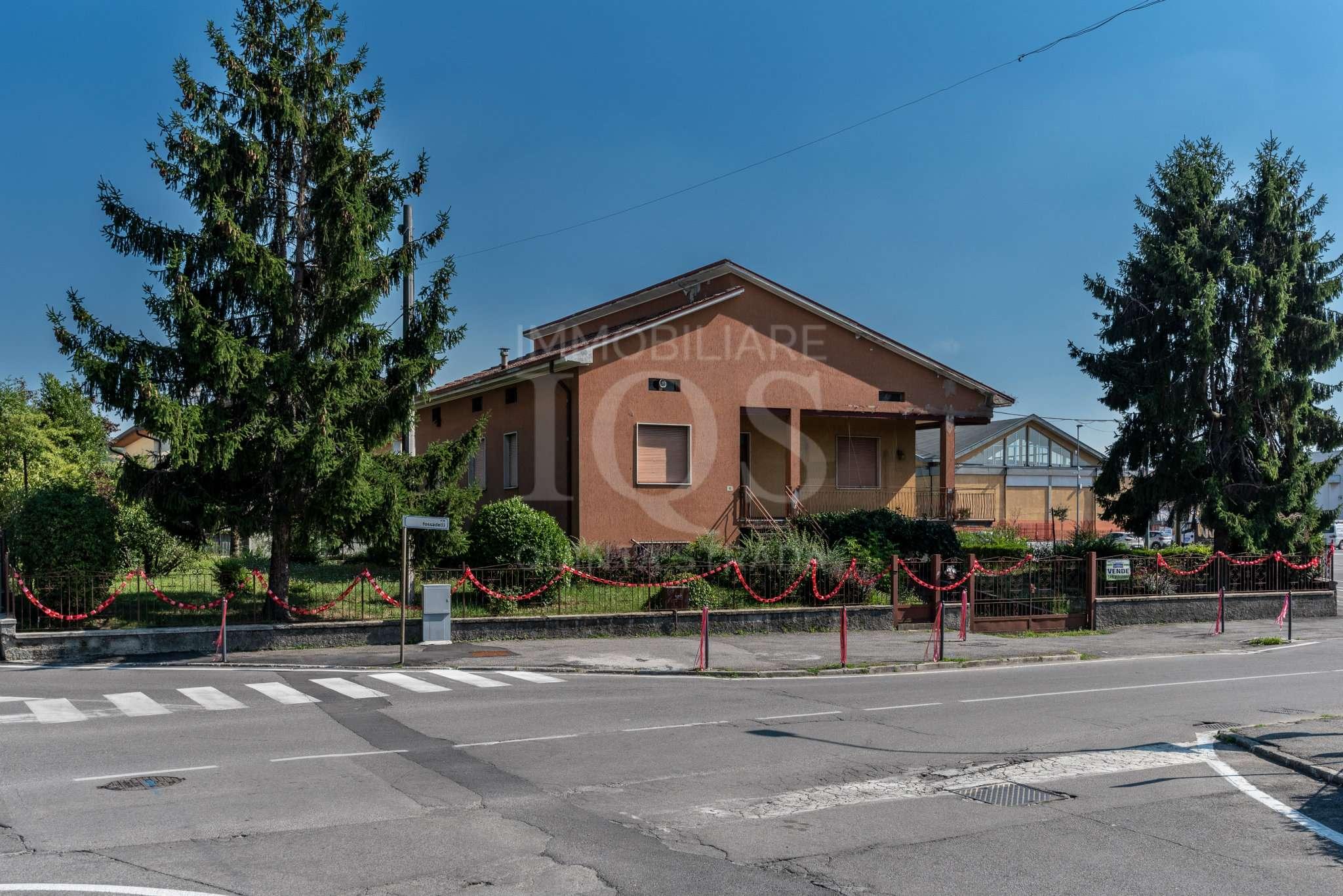 Soluzione Indipendente in vendita a Capriolo, 6 locali, prezzo € 248.000   PortaleAgenzieImmobiliari.it