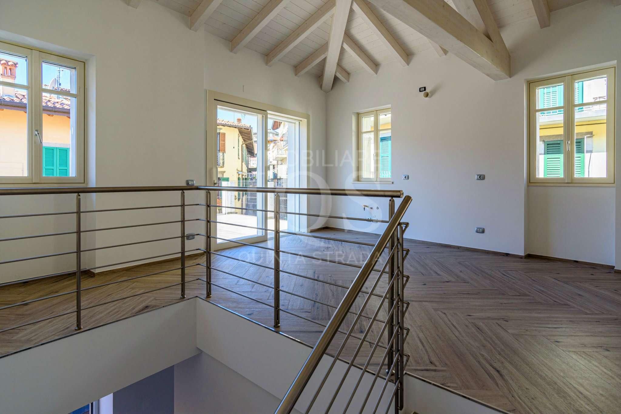 Attico / Mansarda in vendita a Sarnico, 4 locali, prezzo € 495.000   PortaleAgenzieImmobiliari.it