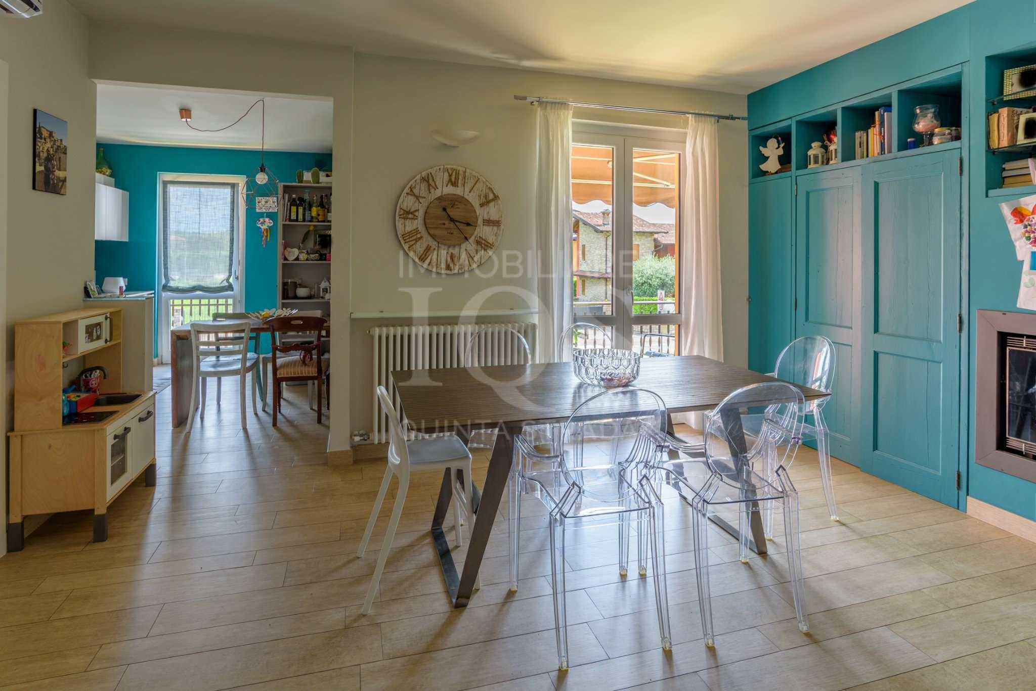 Appartamento in vendita a Credaro, 4 locali, prezzo € 144.000 | PortaleAgenzieImmobiliari.it