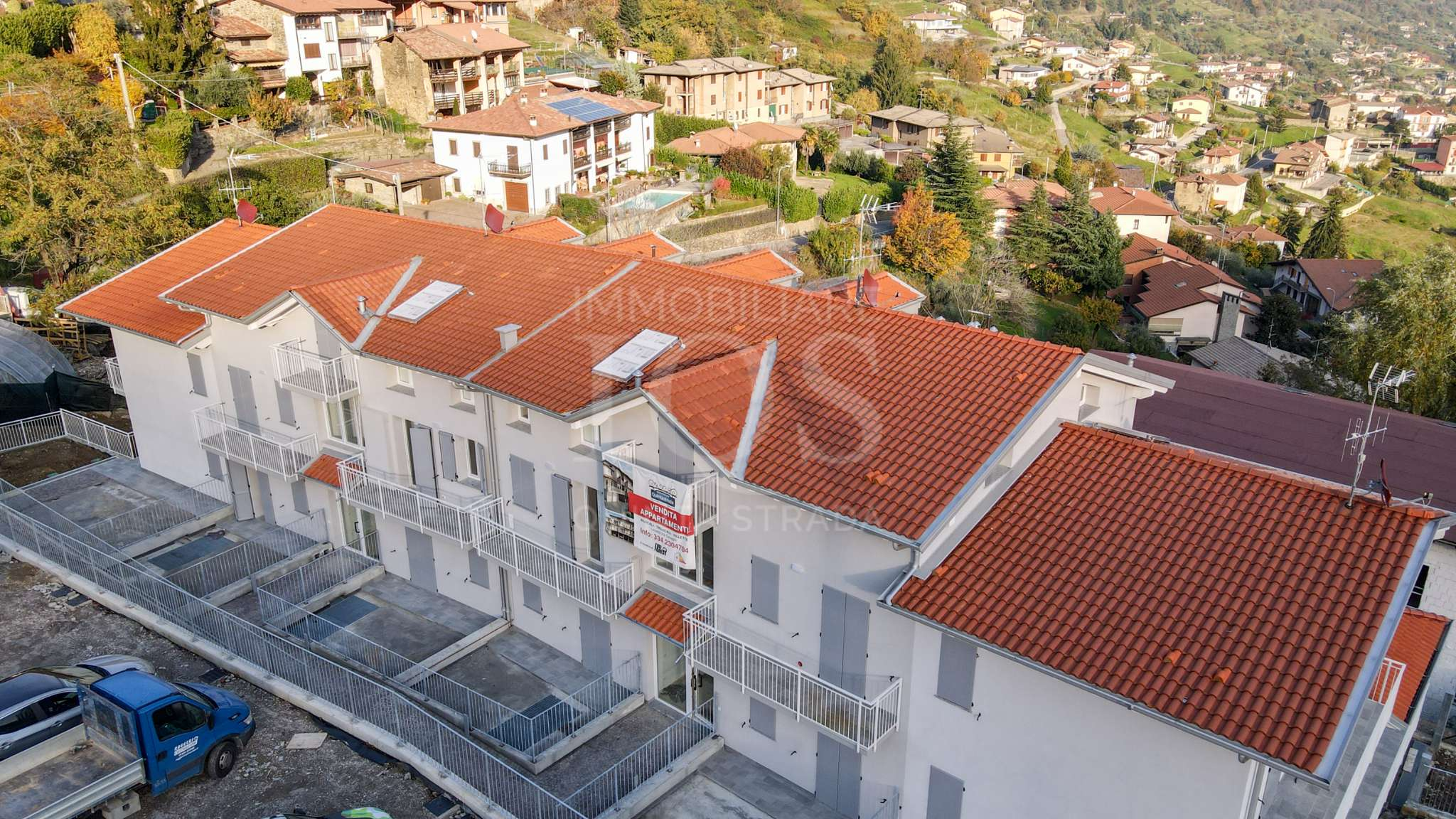 Appartamento in vendita a Foresto Sparso, 2 locali, prezzo € 79.000 | PortaleAgenzieImmobiliari.it