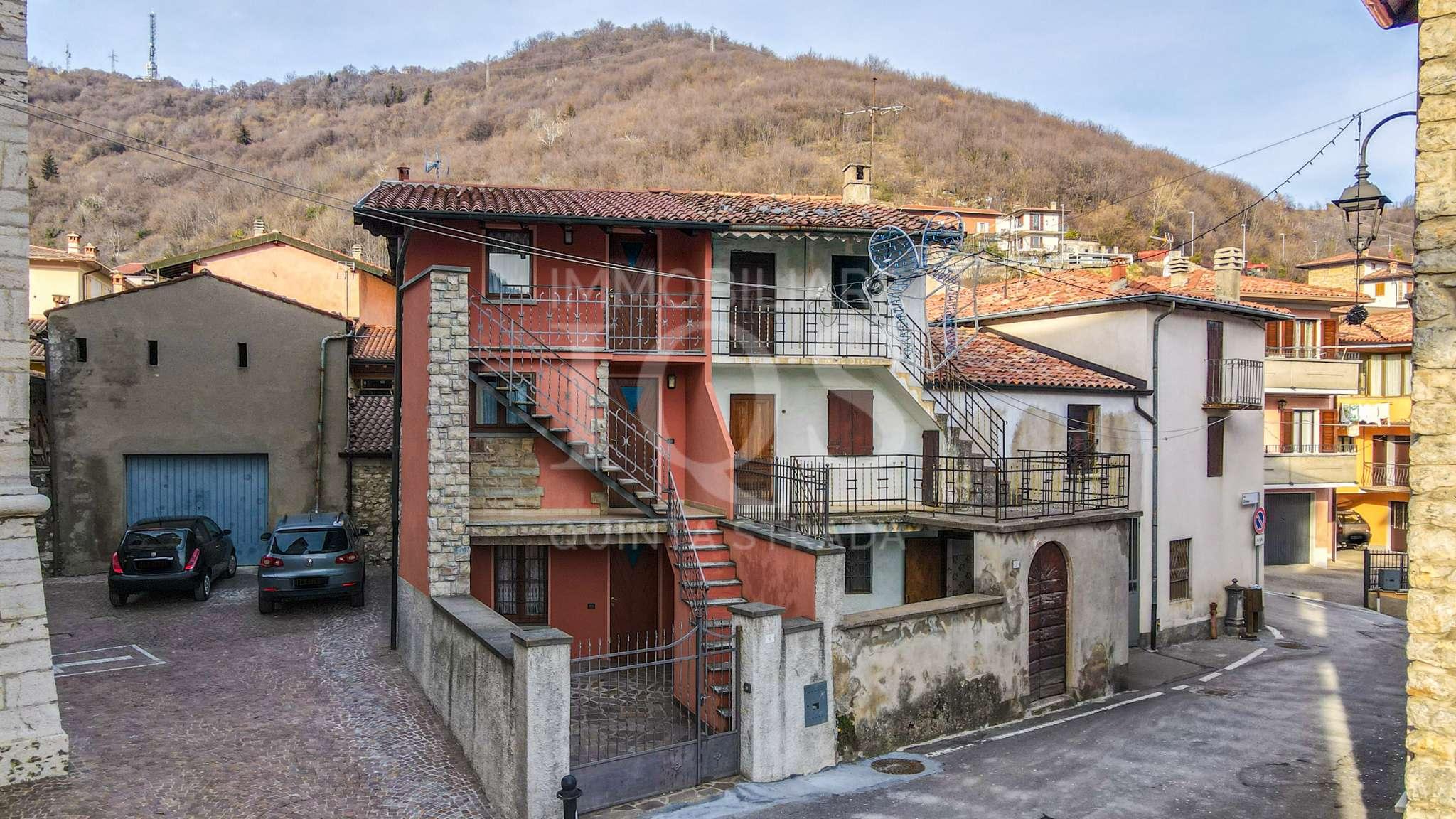 Soluzione Indipendente in vendita a Parzanica, 5 locali, prezzo € 98.000 | PortaleAgenzieImmobiliari.it