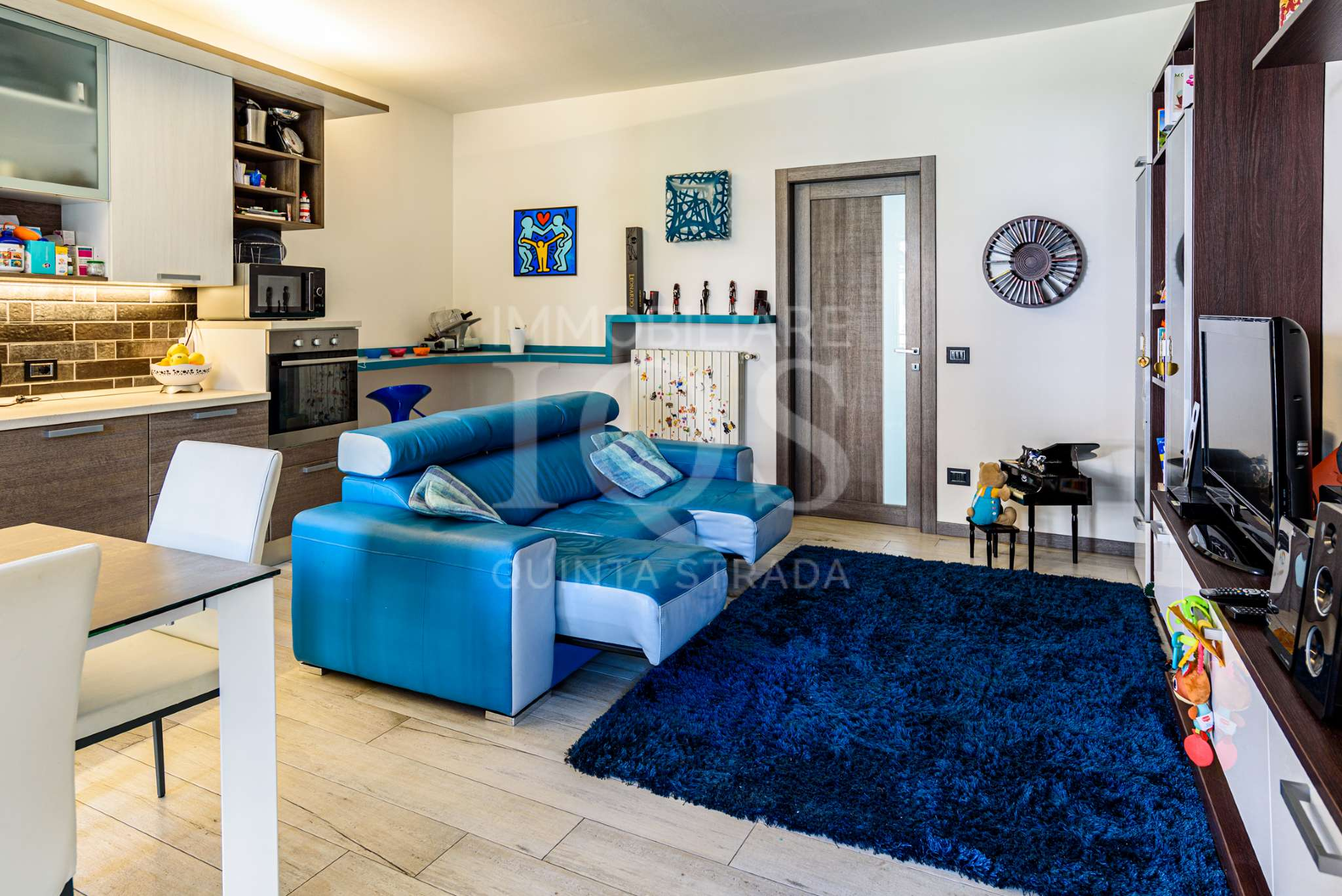 Appartamento in vendita a Adrara San Martino, 3 locali, prezzo € 89.000 | PortaleAgenzieImmobiliari.it