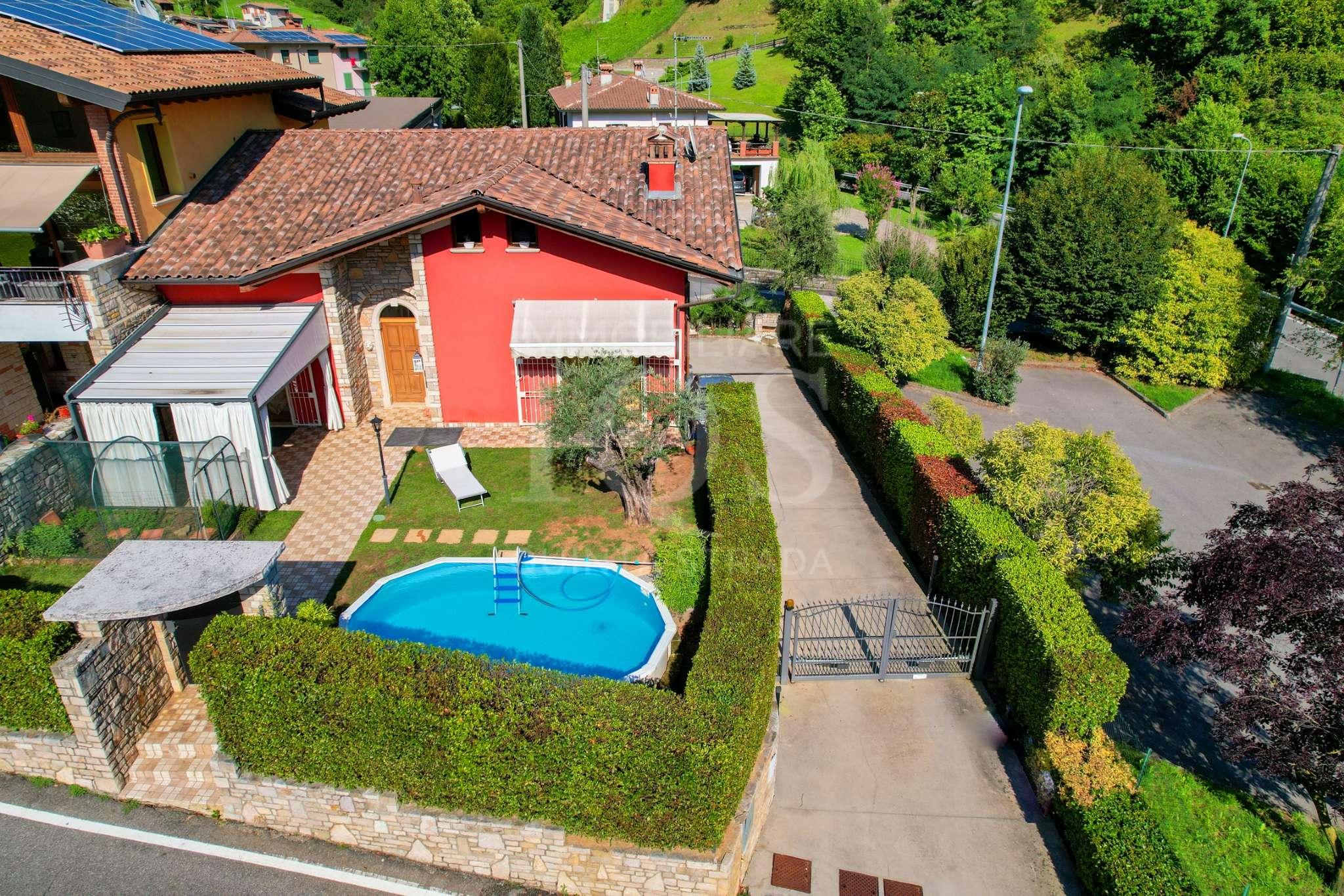 Soluzione Indipendente in vendita a Foresto Sparso, 4 locali, prezzo € 279.000   PortaleAgenzieImmobiliari.it