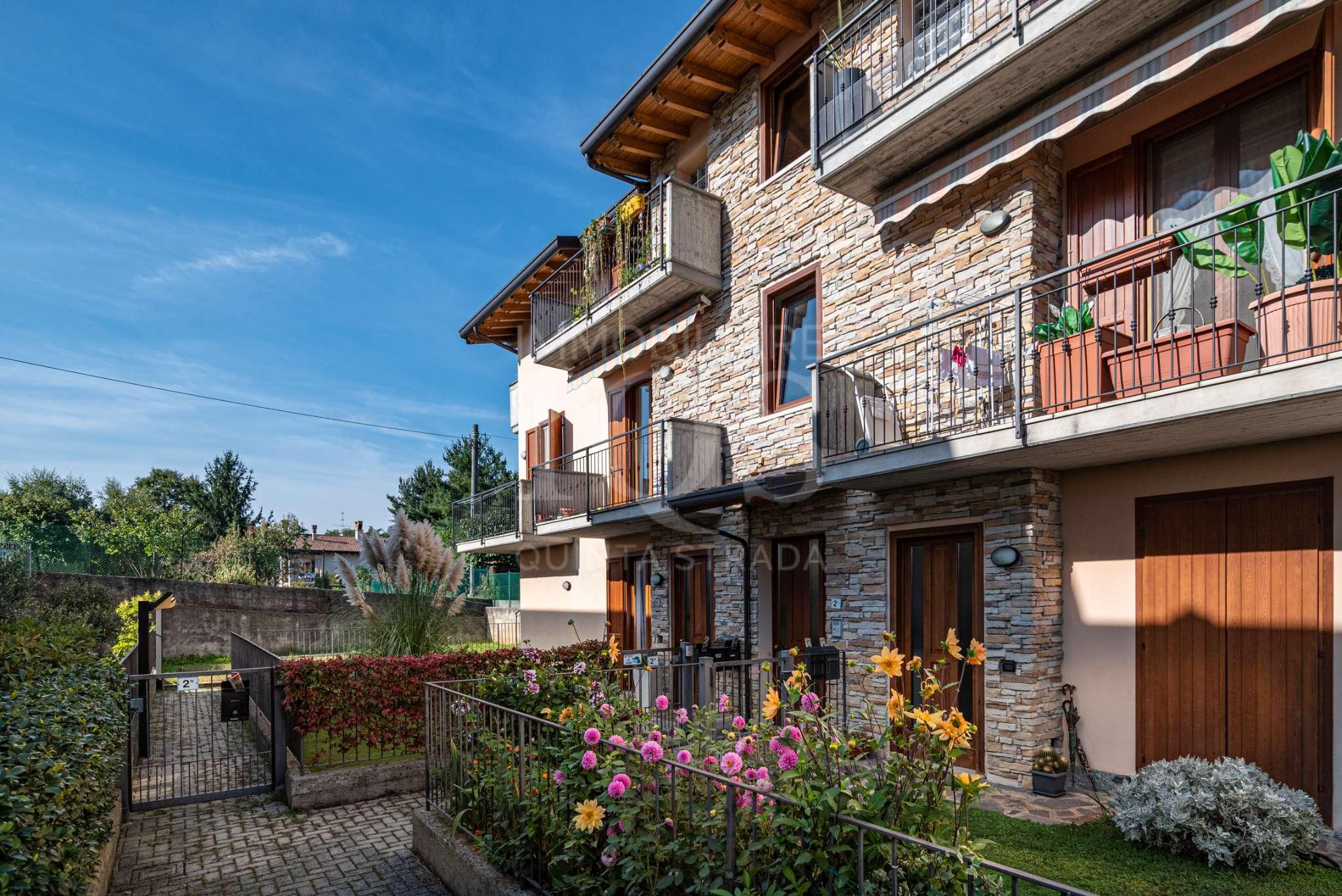 Appartamento in vendita a Castelli Calepio, 2 locali, prezzo € 84.000   PortaleAgenzieImmobiliari.it