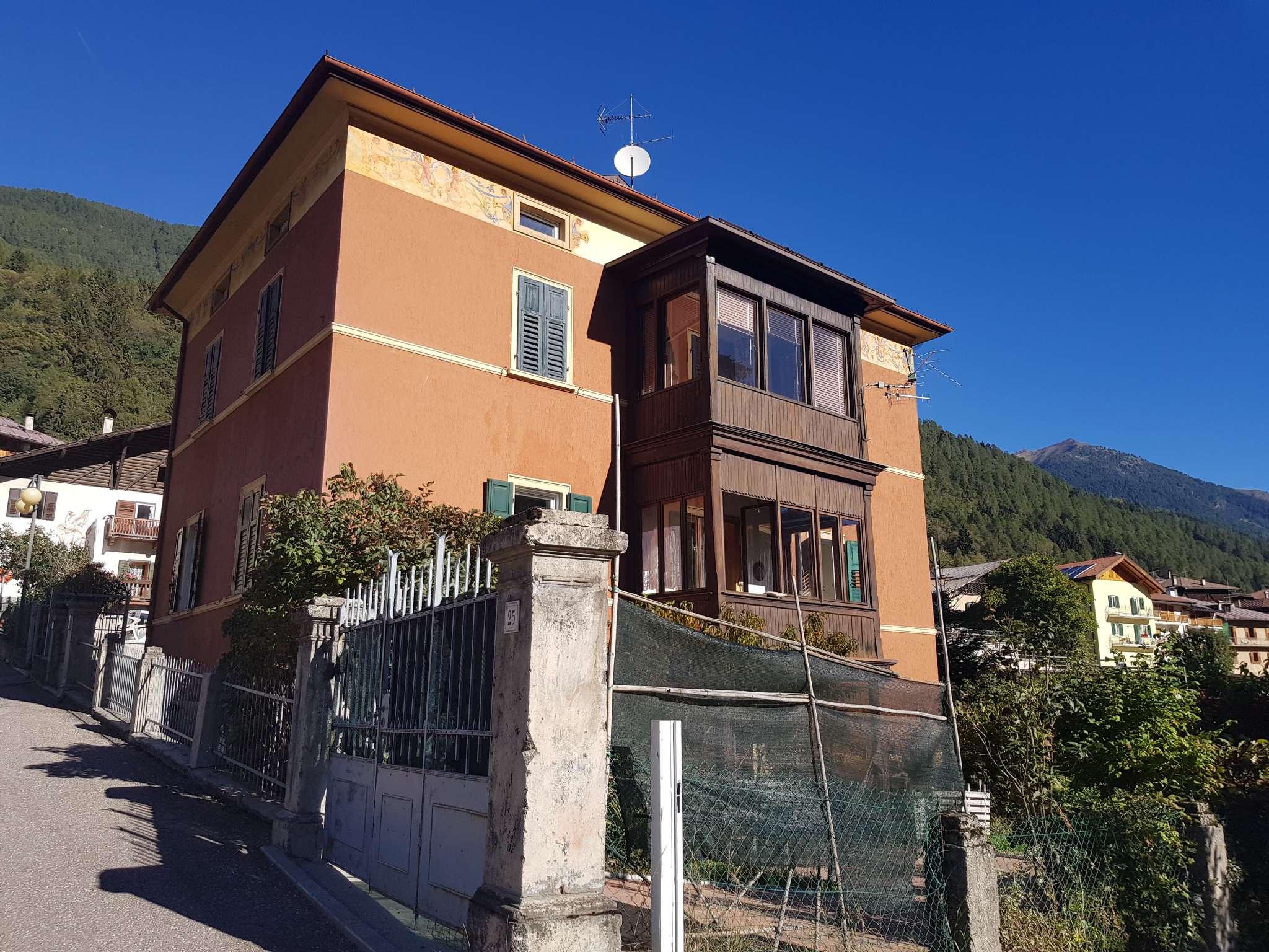 Villa Bifamiliare in Vendita a Dimaro