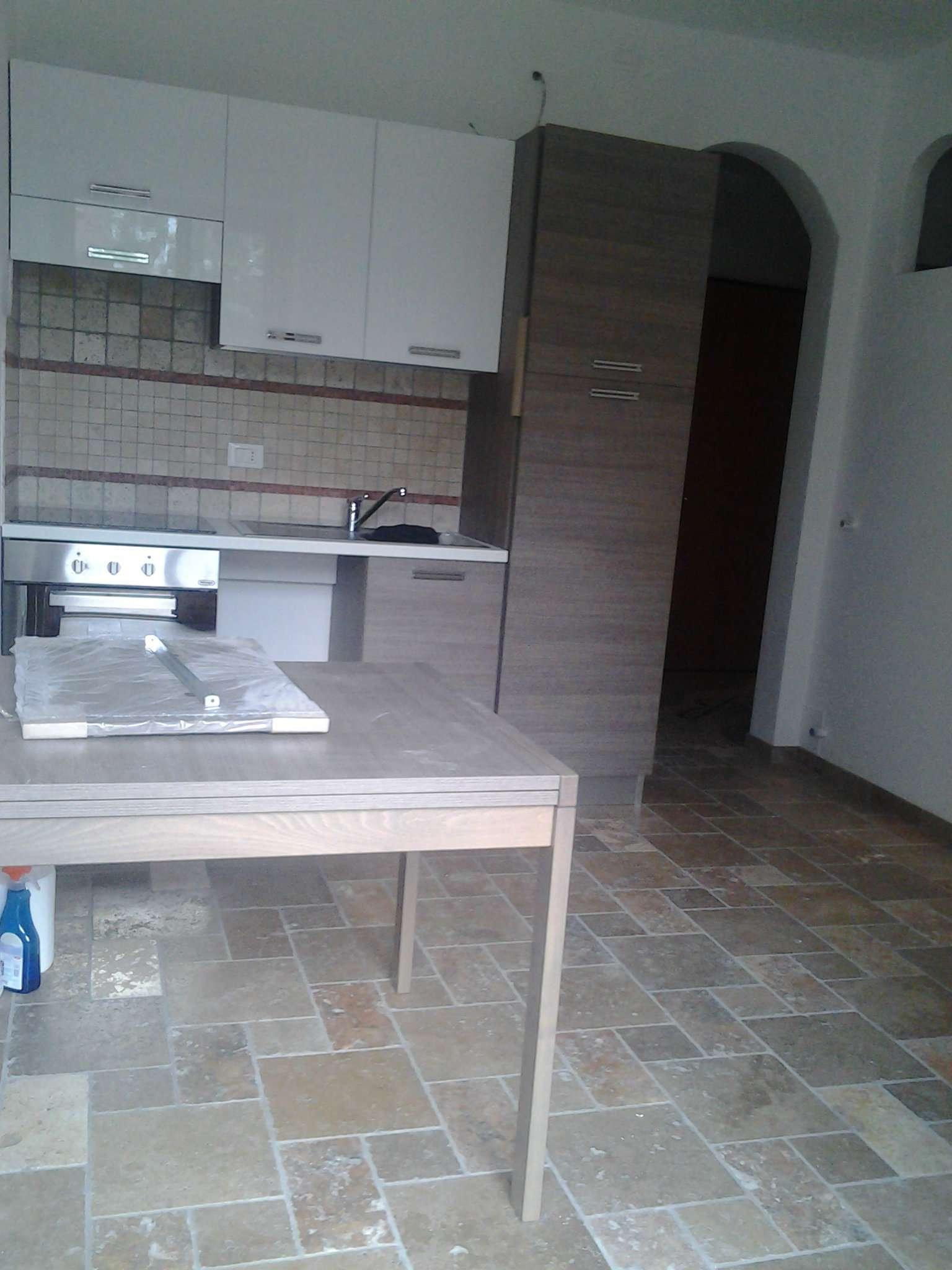 Mezzolombardo semi-centrale  bel mini ristrutturato in condominio  mq. 50
