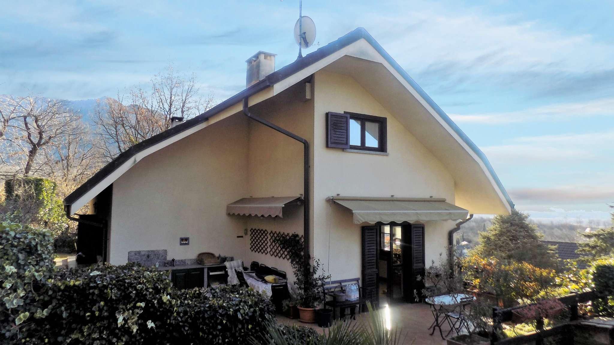 Villa in vendita via bunino Almese