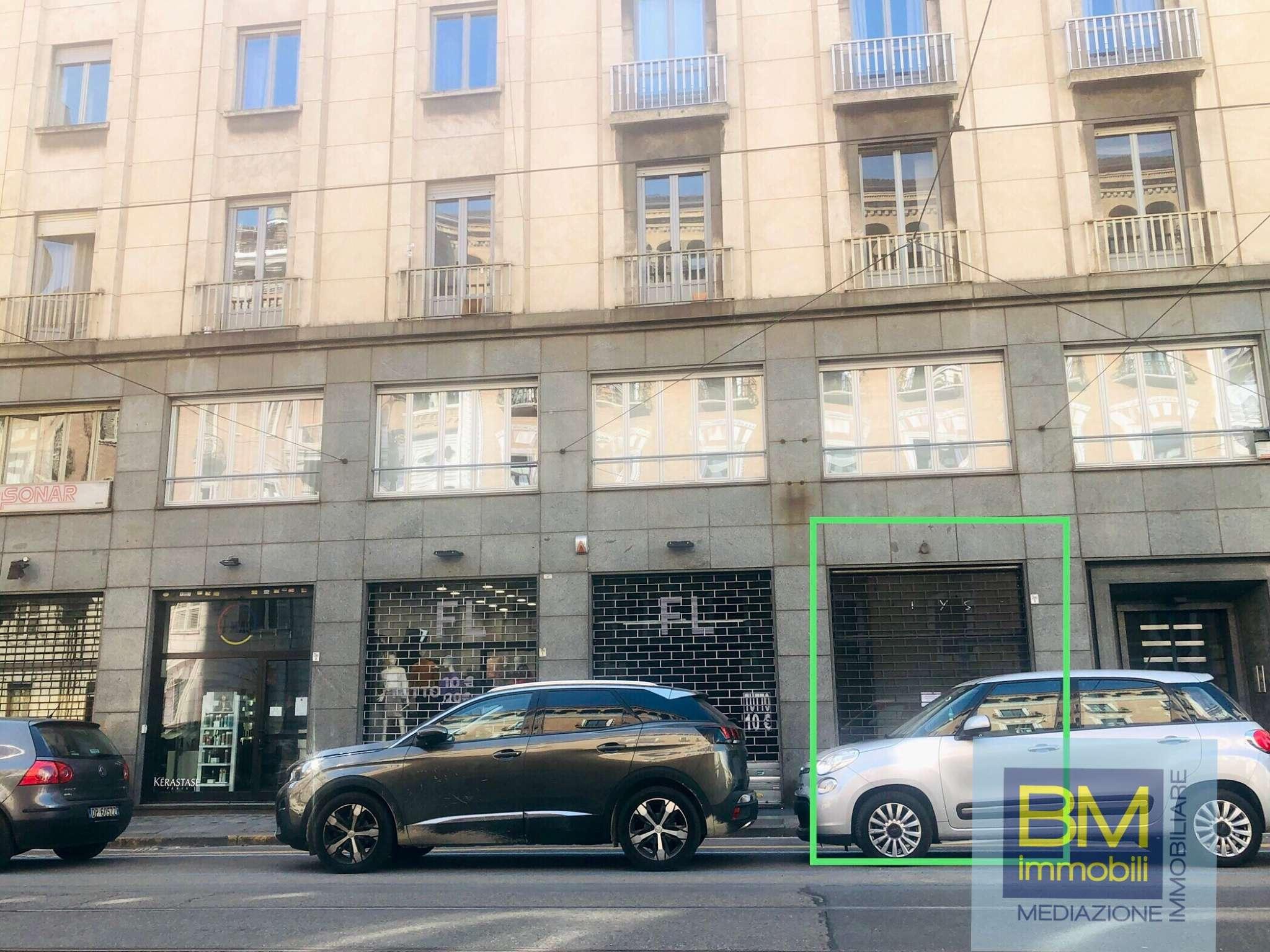 Negozio in vendita Zona Centro - corso Matteotti 3 bis Torino
