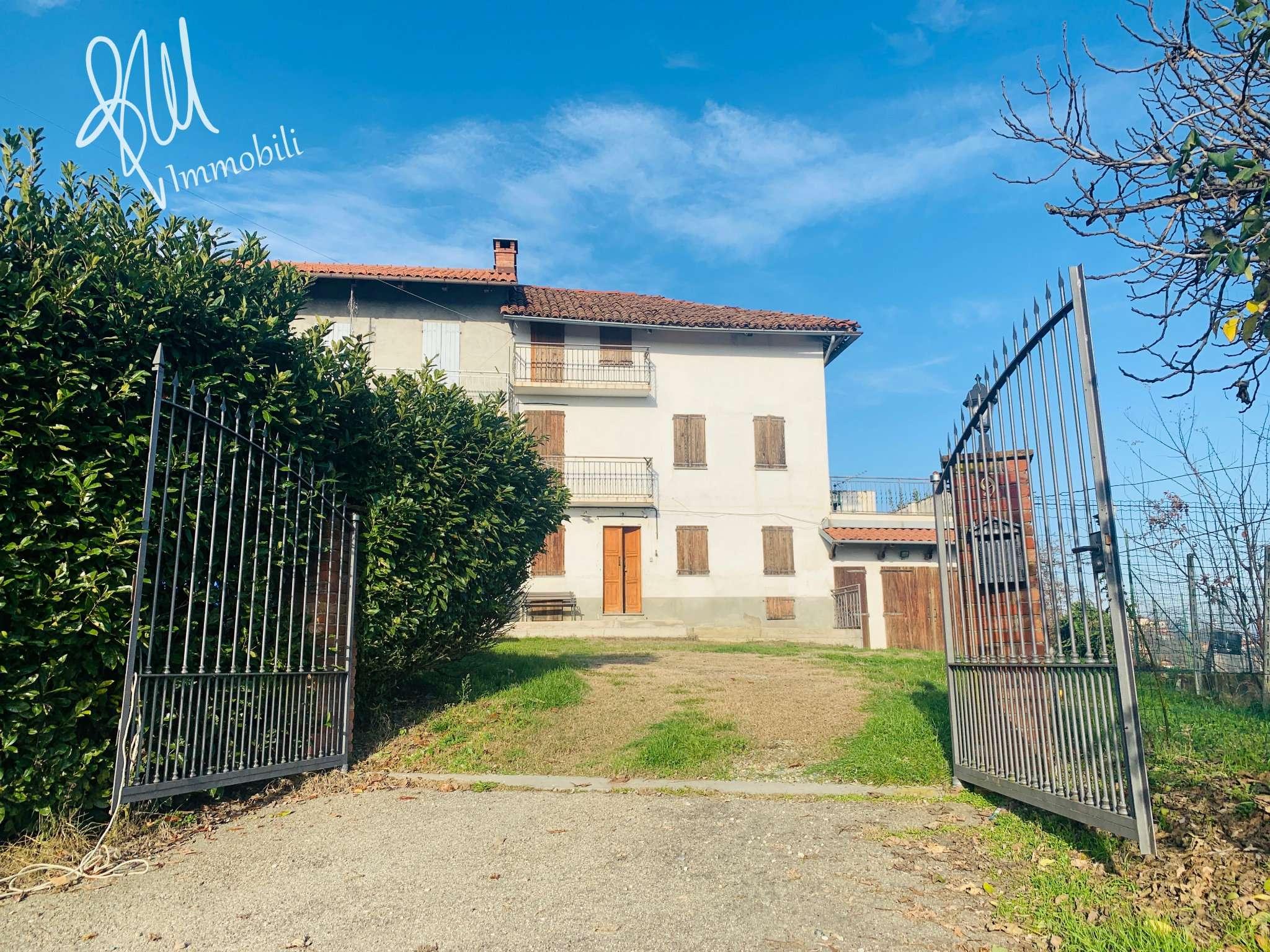 Soluzione Indipendente in vendita a Camerano Casasco, 5 locali, prezzo € 59.000 | CambioCasa.it