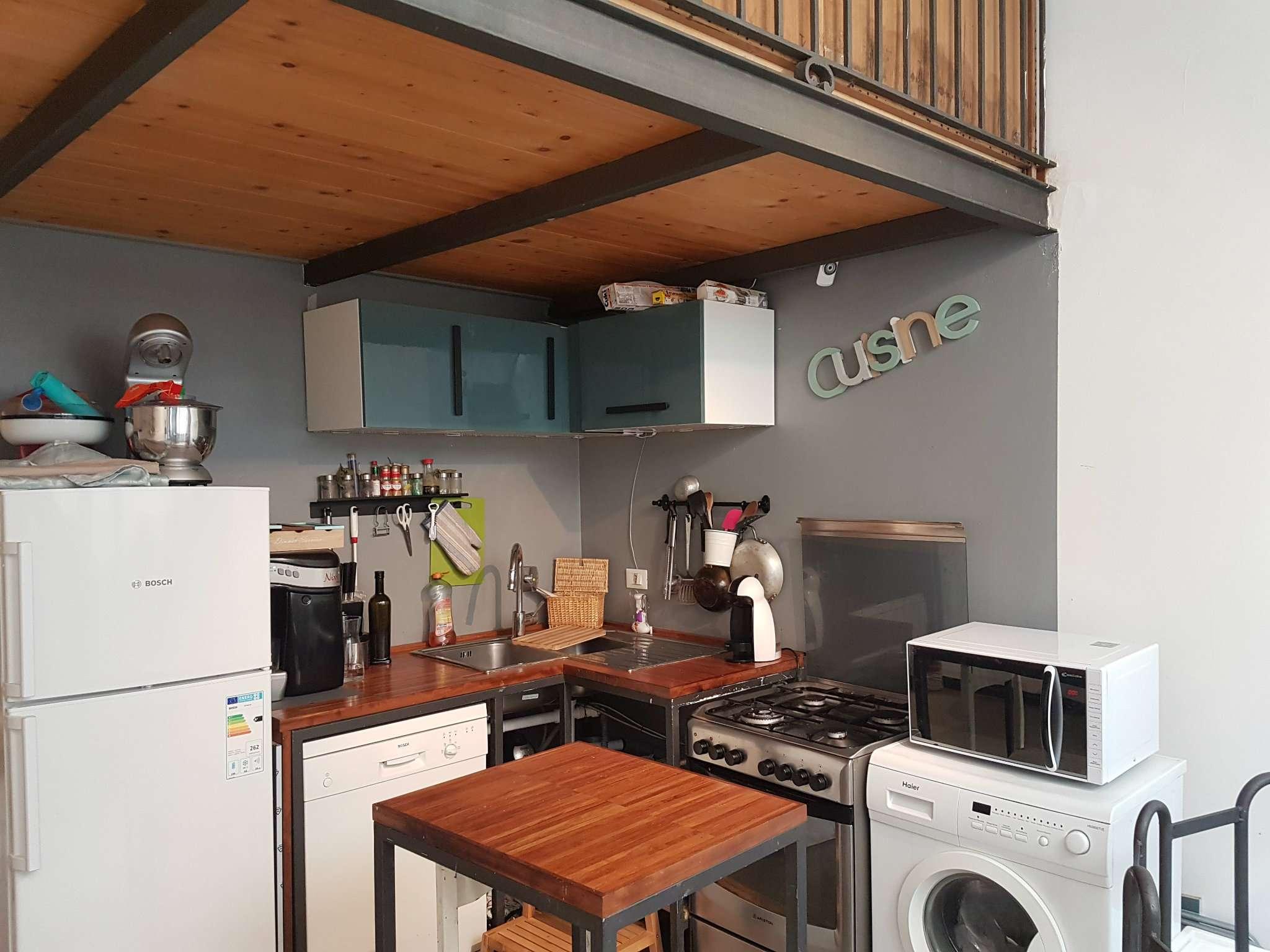 Loft / Openspace in buone condizioni in vendita Rif. 9191989