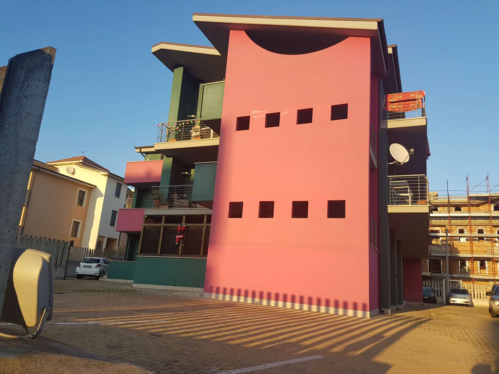 Appartamento arredato a Città Sant'Angelo zona Marina