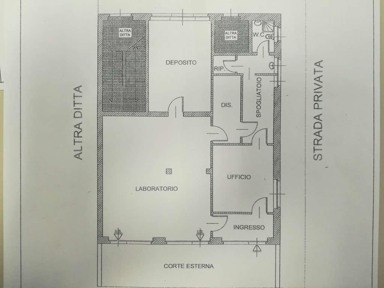 Attività commerciale in affitto Rif. 8619364